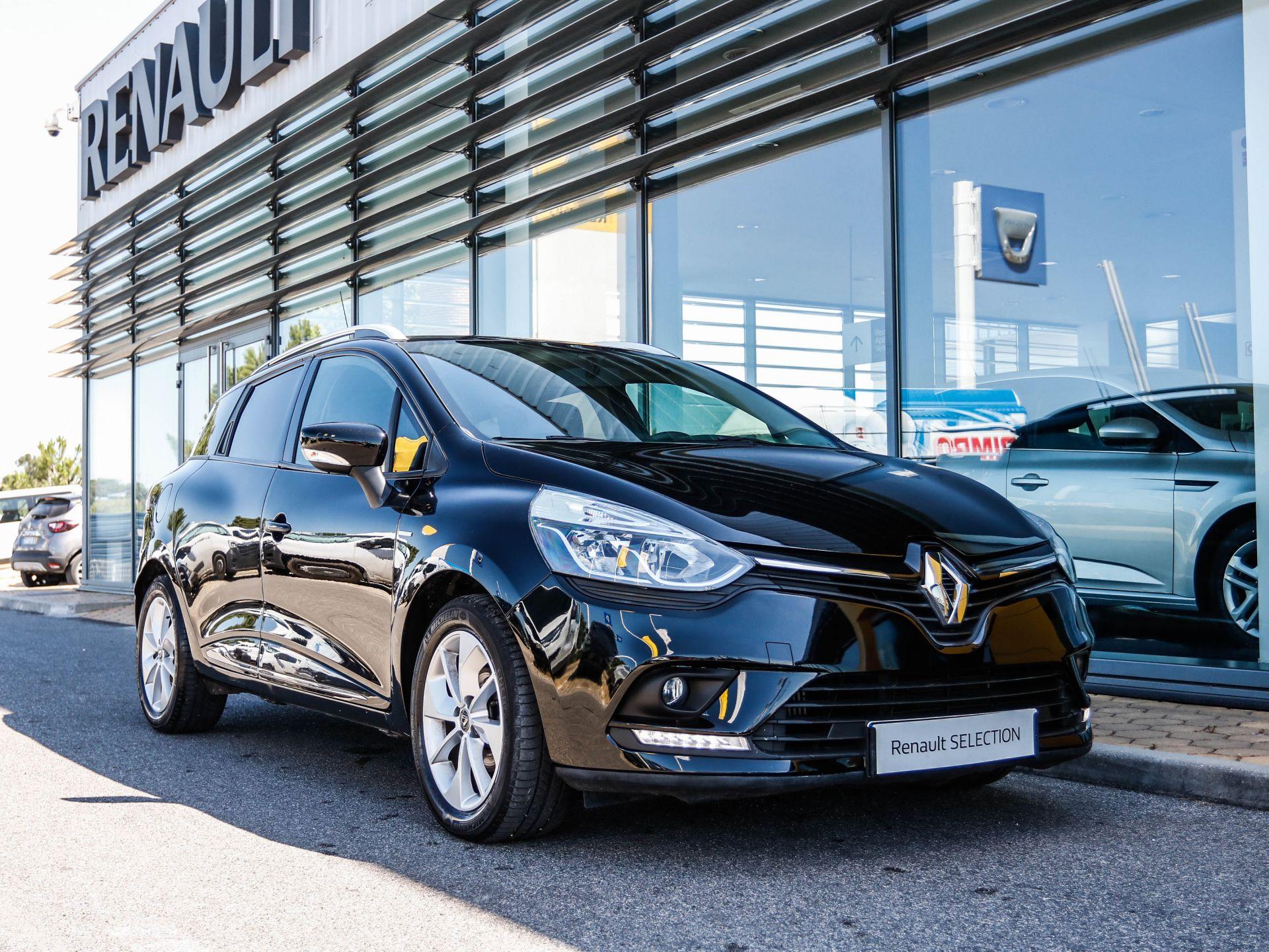 Renault Clio Break 0.9 Energy TCe 90 Limited segunda mão Setúbal