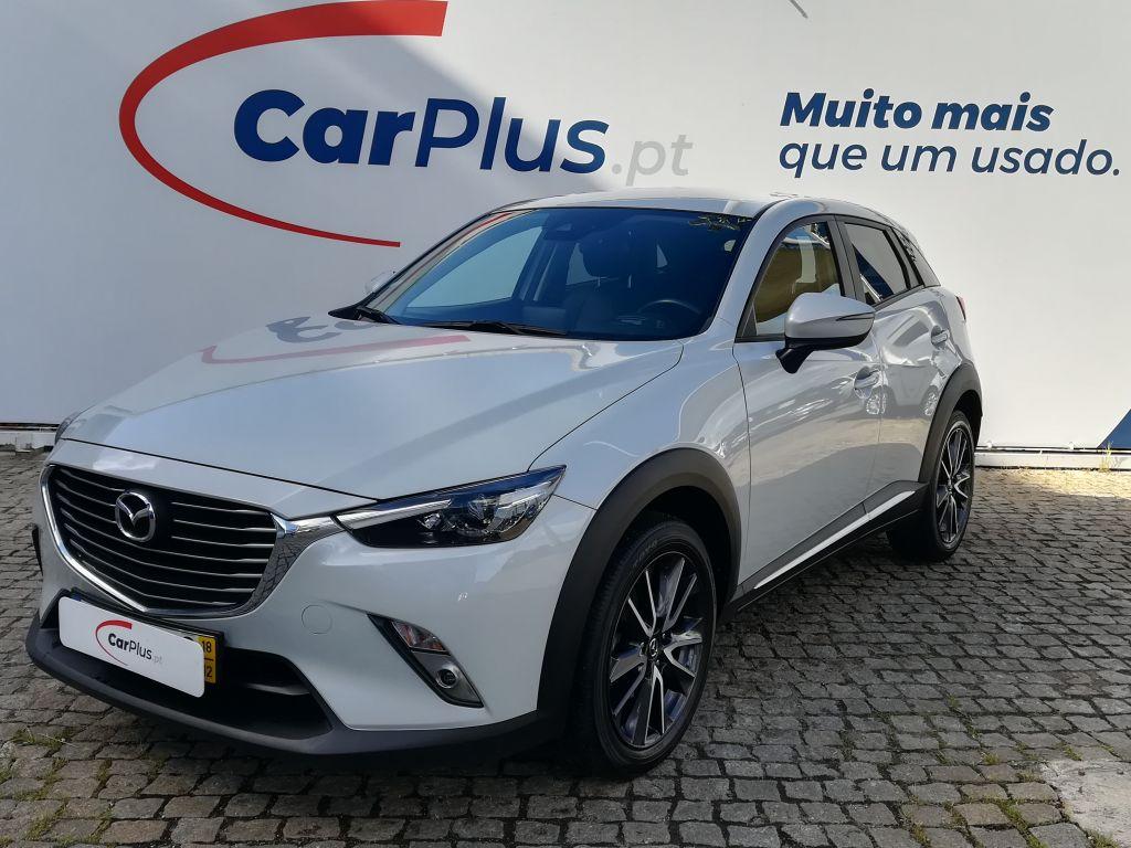 Mazda CX-3 1.5-D 105cv 4X2 Excellence Nav segunda mão Lisboa