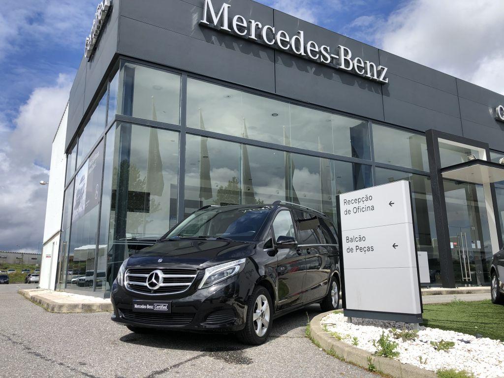 Mercedes Benz Classe V 250 D AVANTGARDSTANDARD segunda mão Castelo Branco