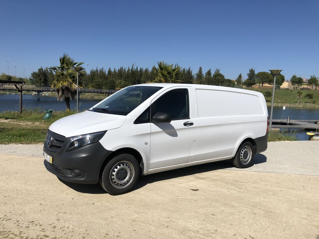 Mercedes Benz Vito 111CDI/32 segunda mão Castelo Branco