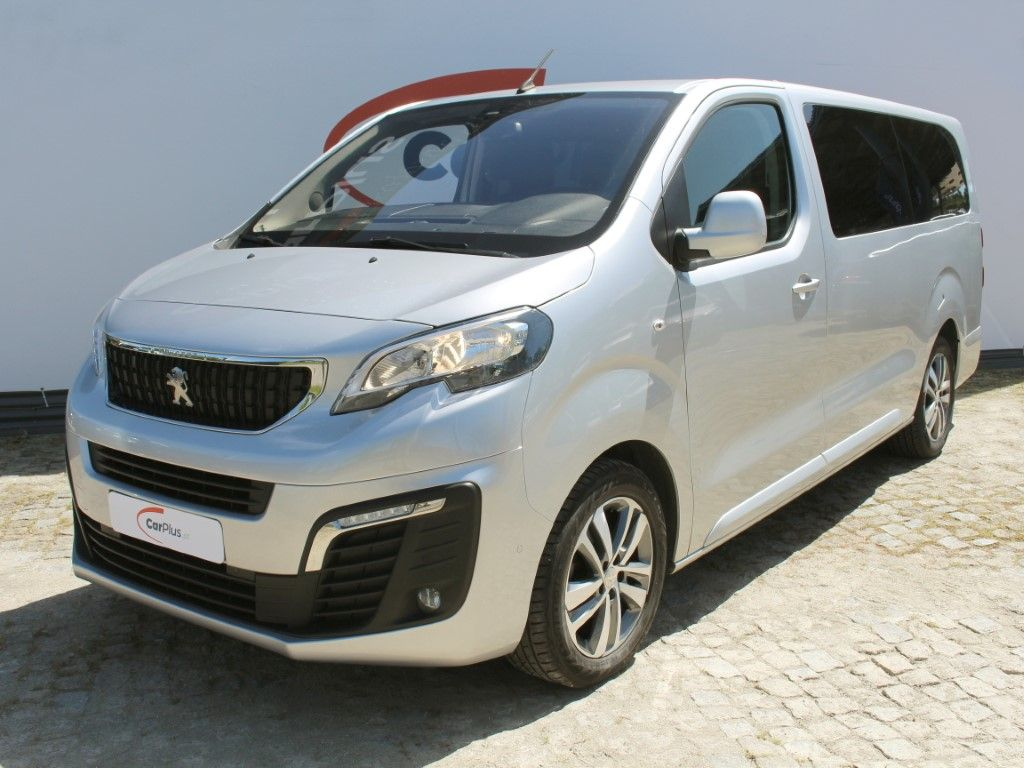 Peugeot Traveller 2.0 BlueHDi 150 S&CVM6 Business Long L segunda mão Porto