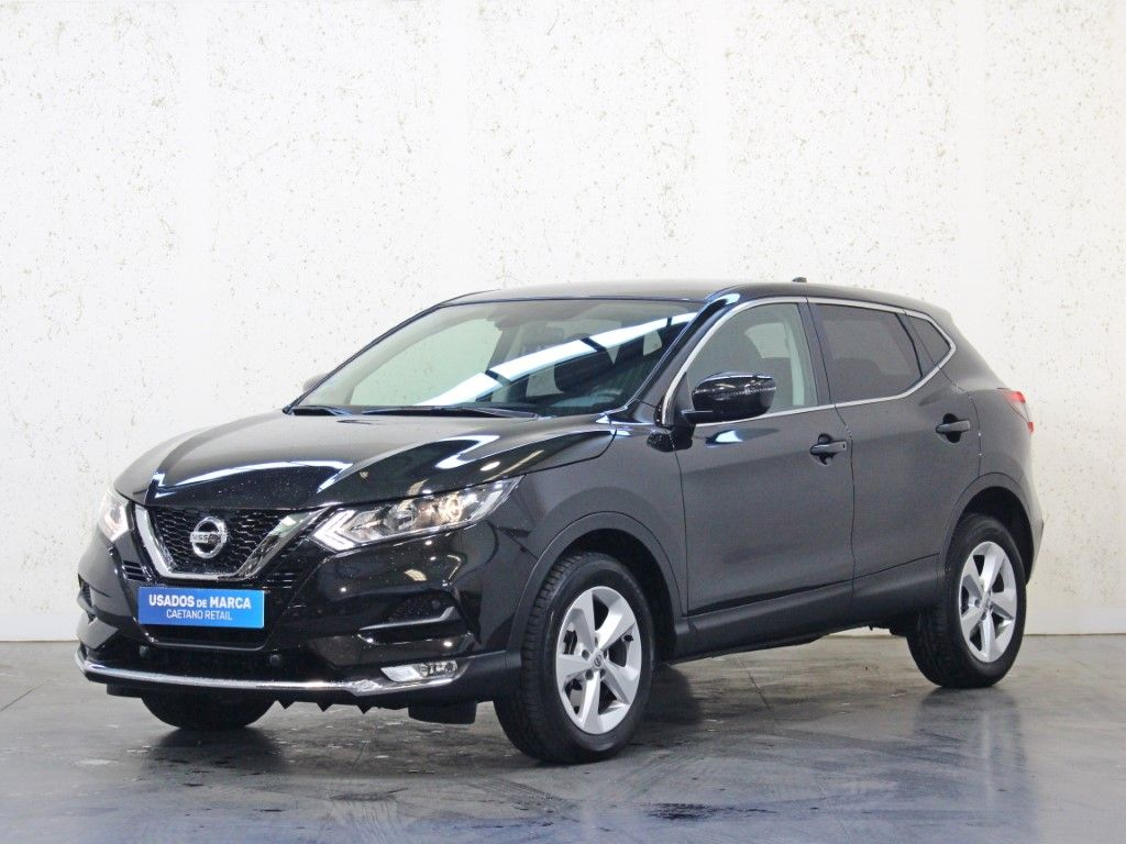 Nissan Qashqai 1.5 dCi 115CBUSINESEDITION usada Porto