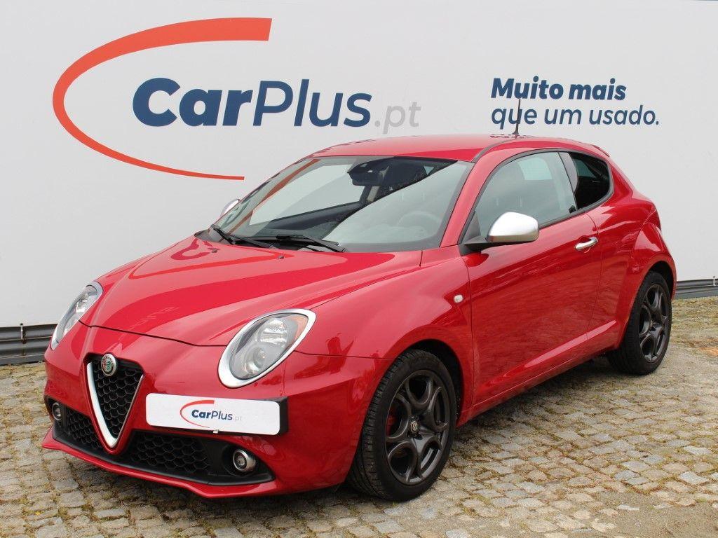 Alfa Romeo Mito 1.3 JTDM-2 95cv Urban segunda mão Porto
