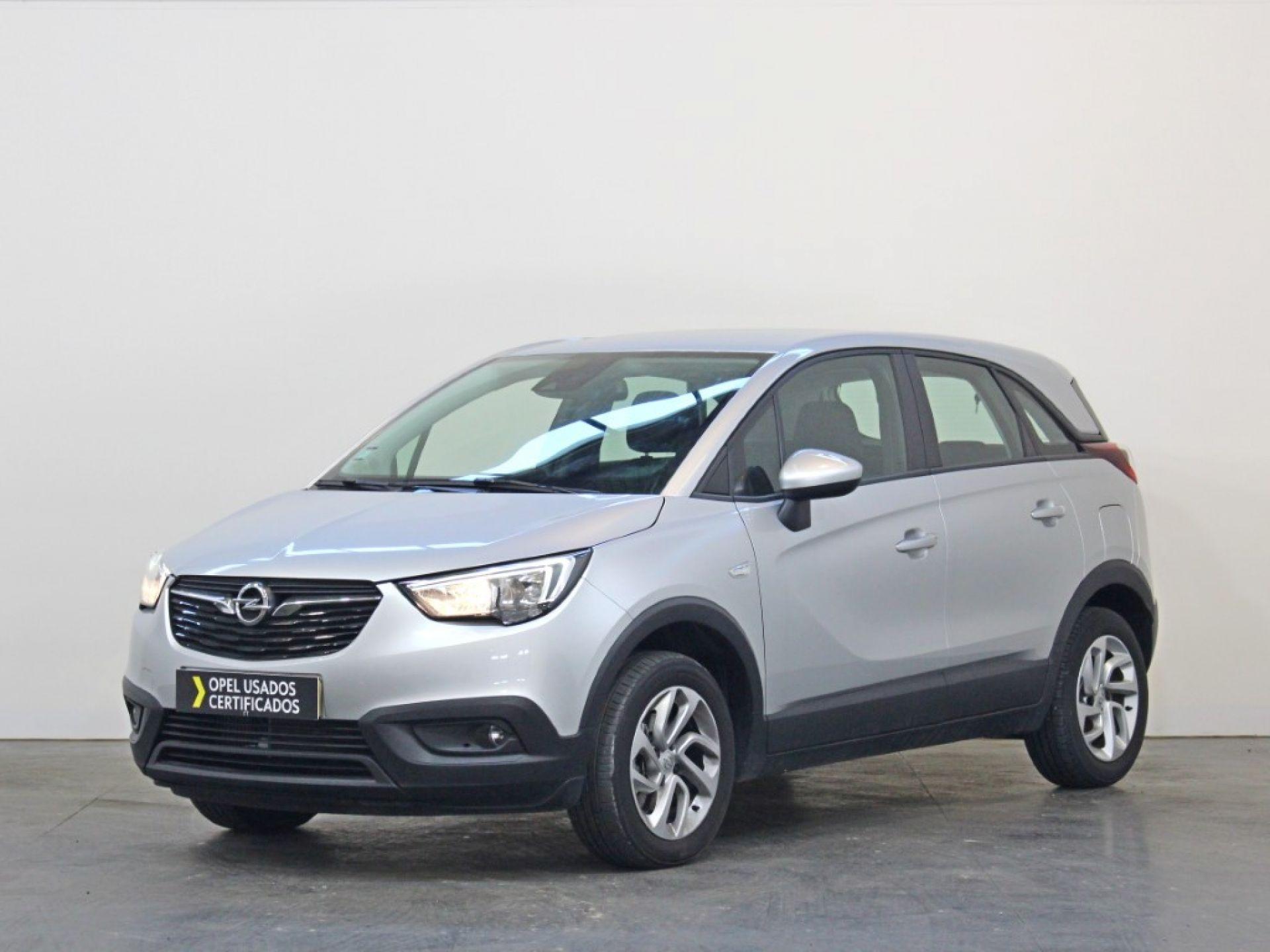 Opel Crossland X 1.2T 110cv S/Edition segunda mão Porto