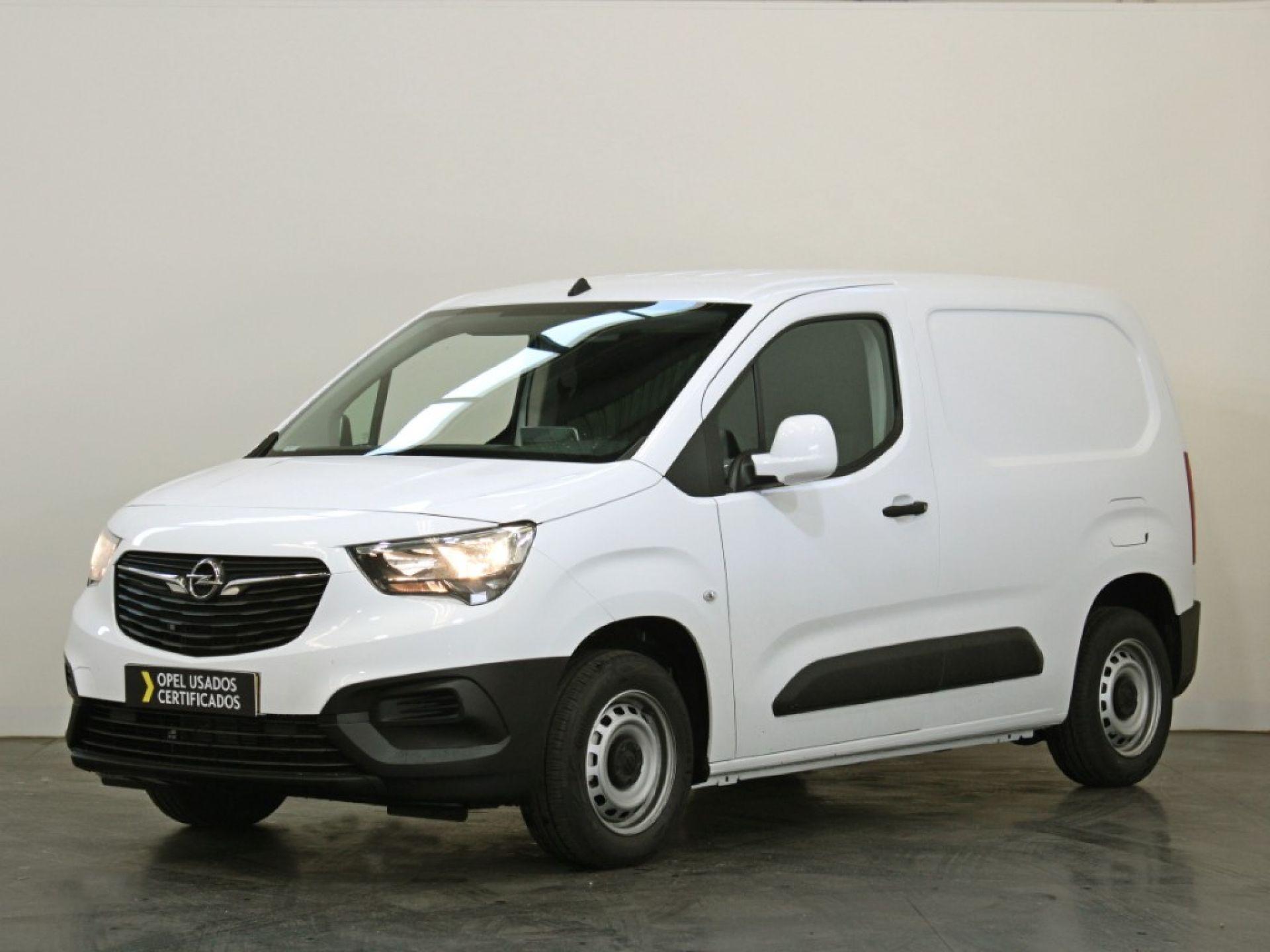 Opel Combo Enjoy van L1H1 STD 1.6 100CV segunda mão Porto
