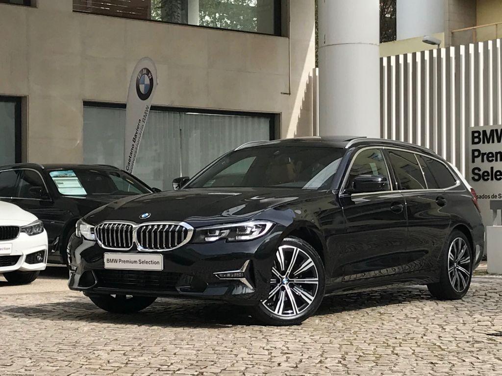 BMW Serie 3 320d Auto Touring Line Luxury segunda mão Lisboa