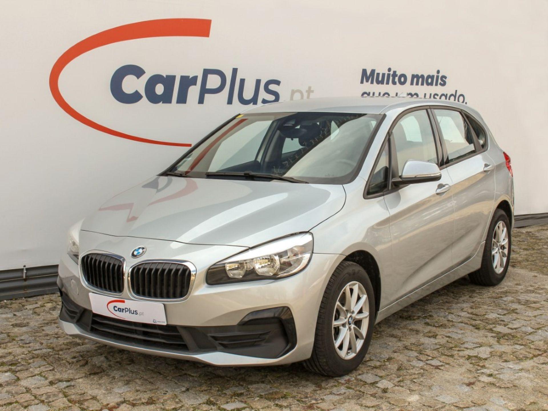 BMW Serie 2 Active Tourer 216d segunda mão Porto