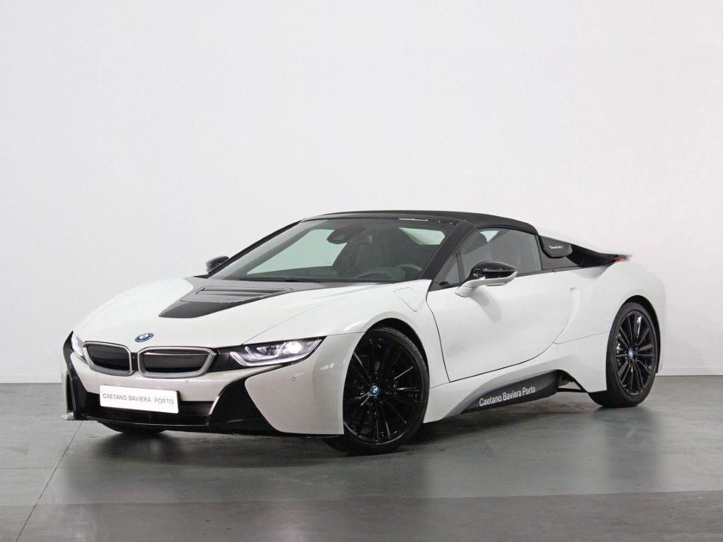 BMW i8 1.5 Híbrido Roadster segunda mão Porto