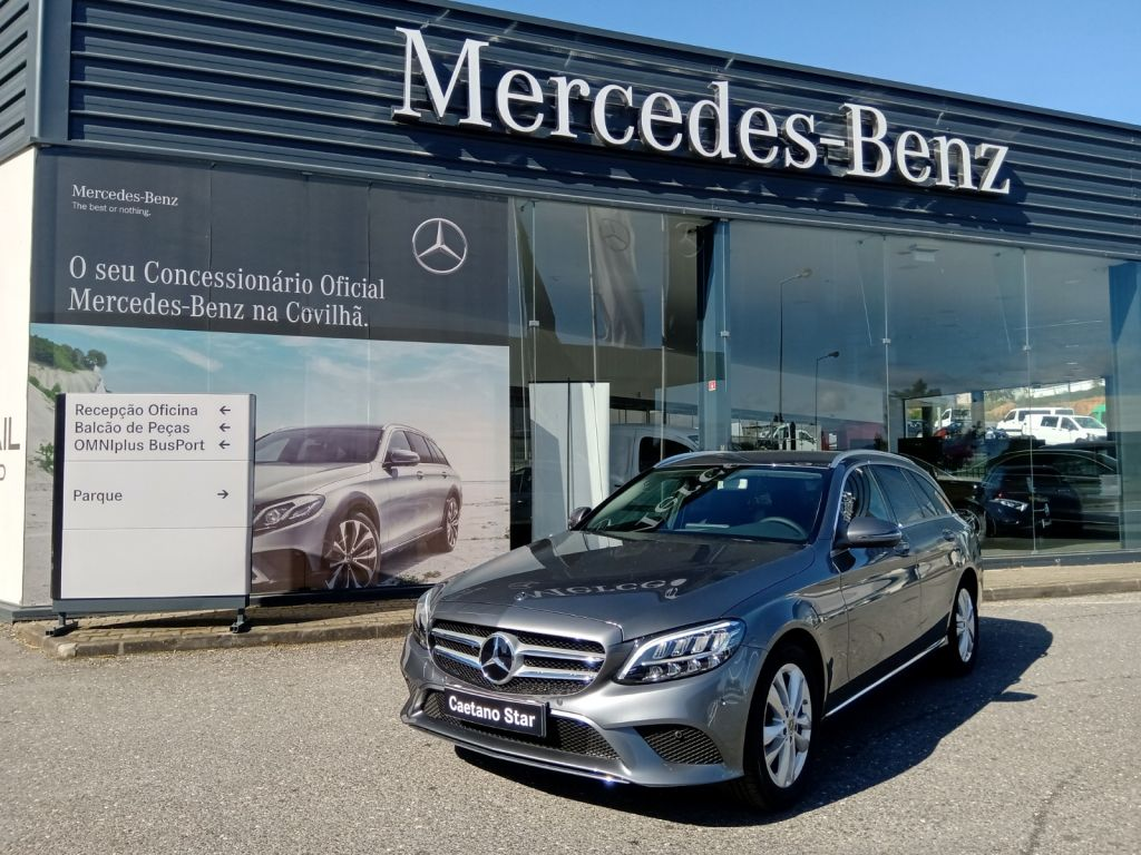 Mercedes Benz Classe C 200 D Station segunda mão Castelo Branco