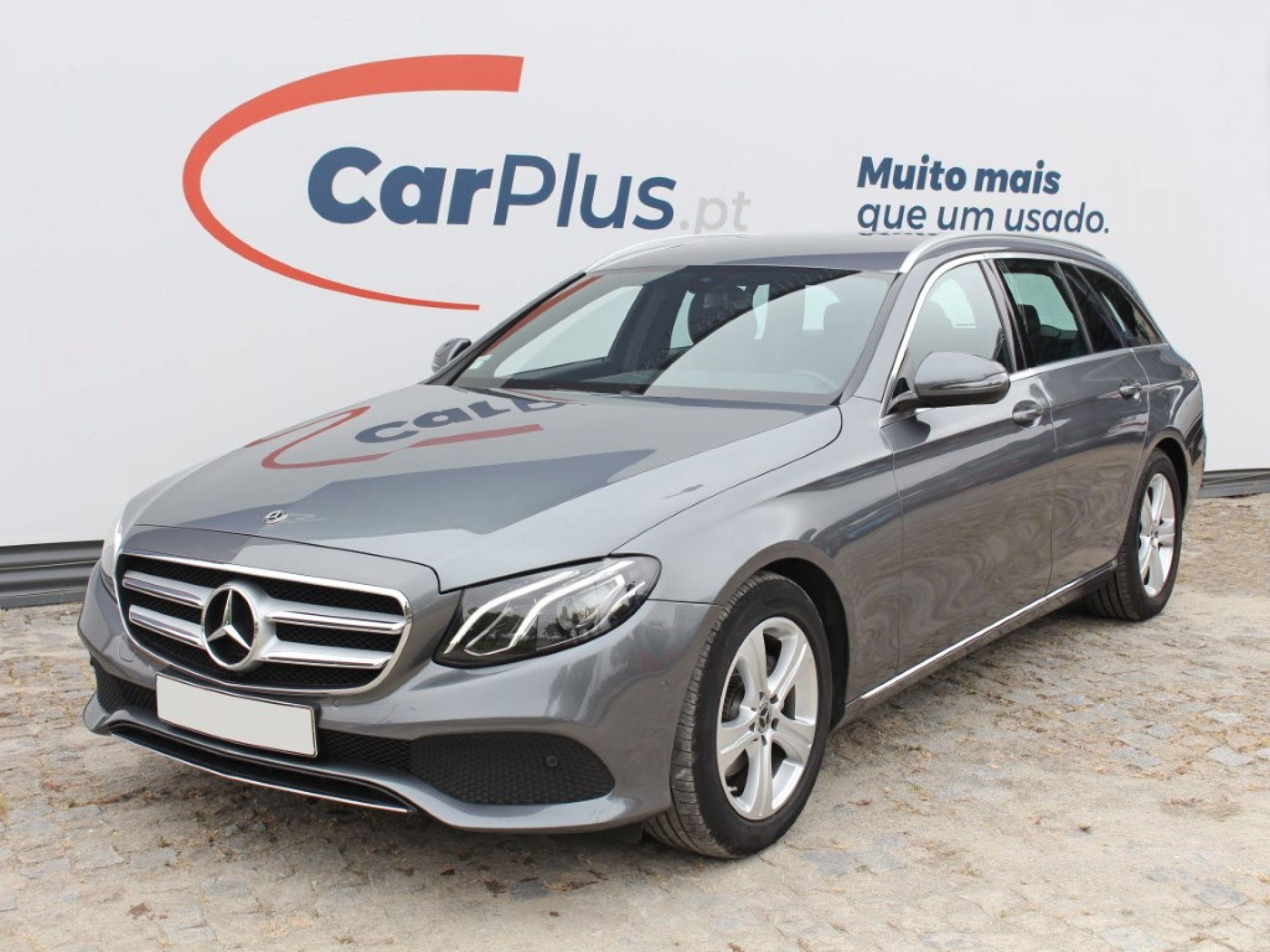 Mercedes Benz Classe E 220 d Auto segunda mão Porto