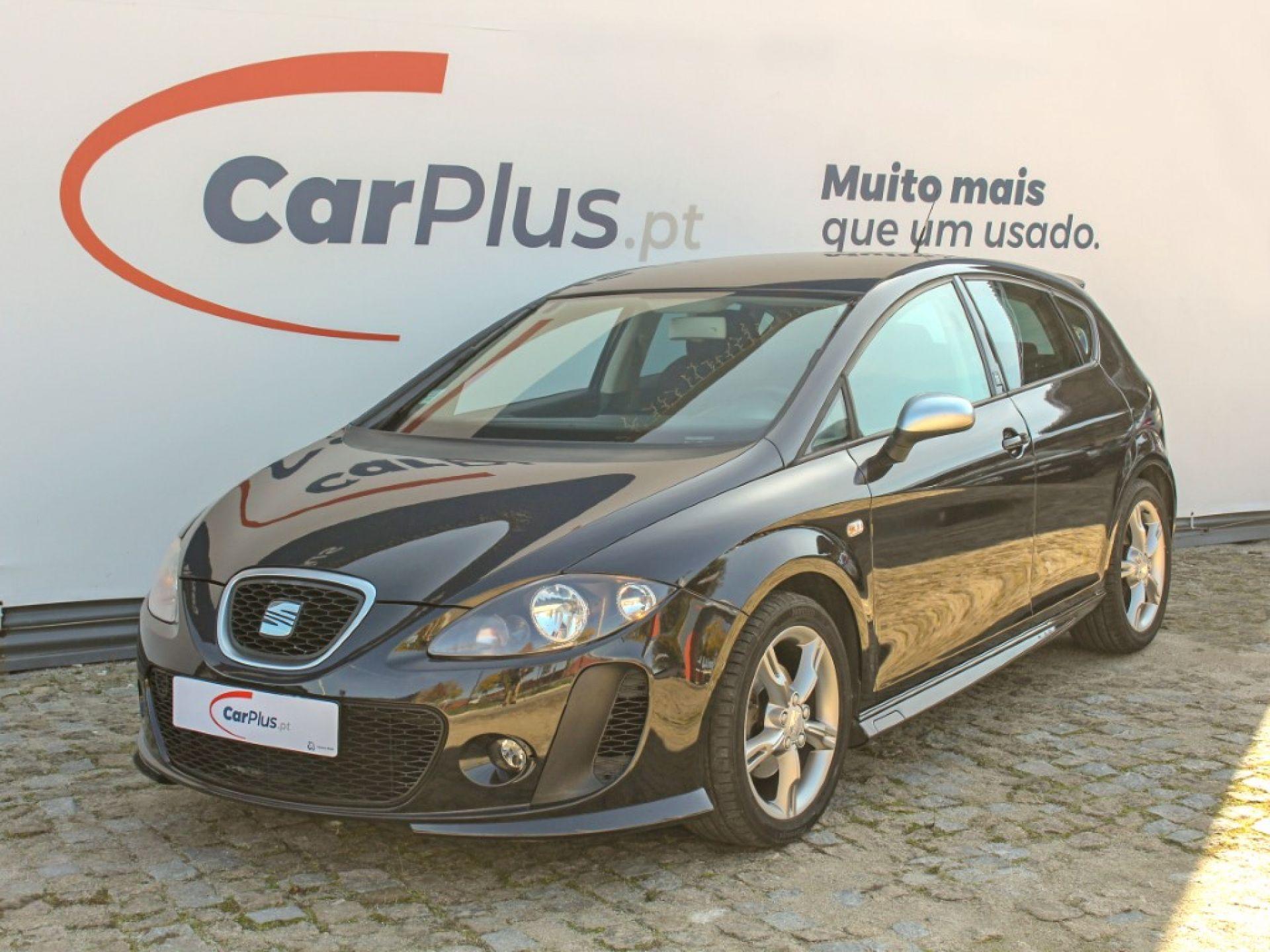 SEAT Leon 1.4 TSI STYLE segunda mão Porto