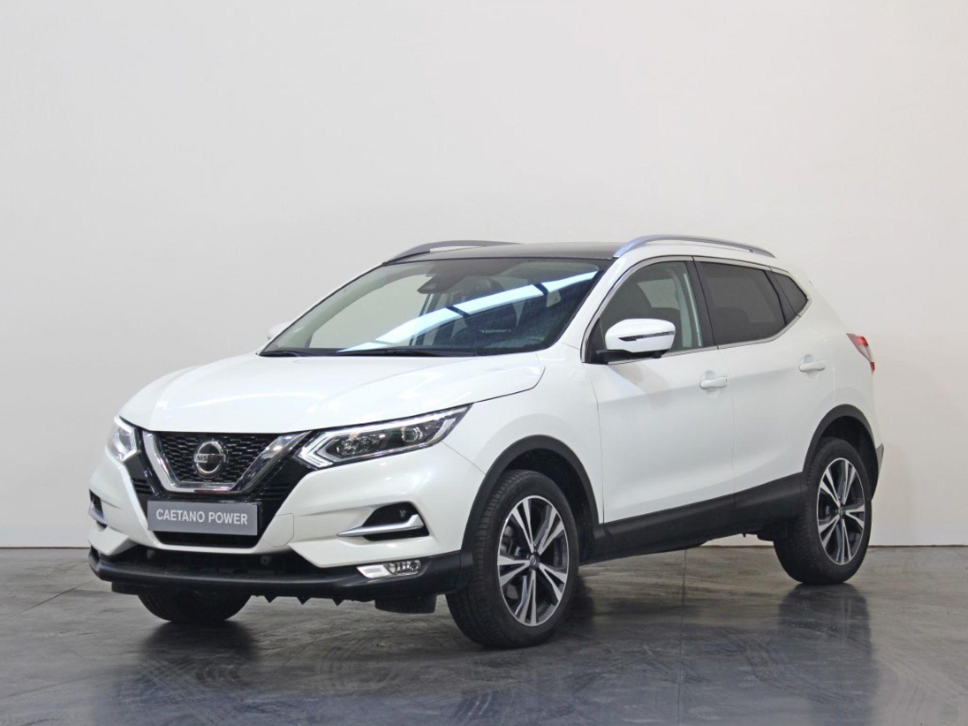 Nissan Qashqai 1.5 dCi 115CN-CONNECTA segunda mão Porto