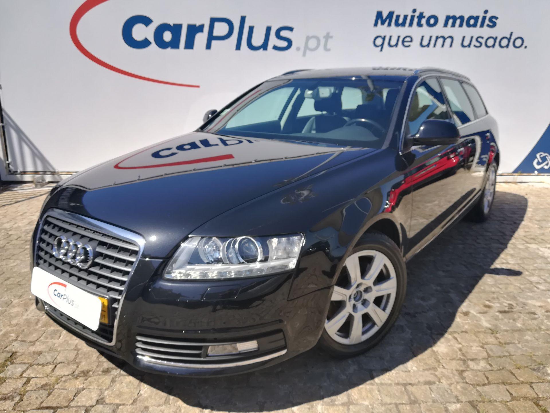 Audi A6 2.0 TDI 170 cv Avant segunda mão Lisboa