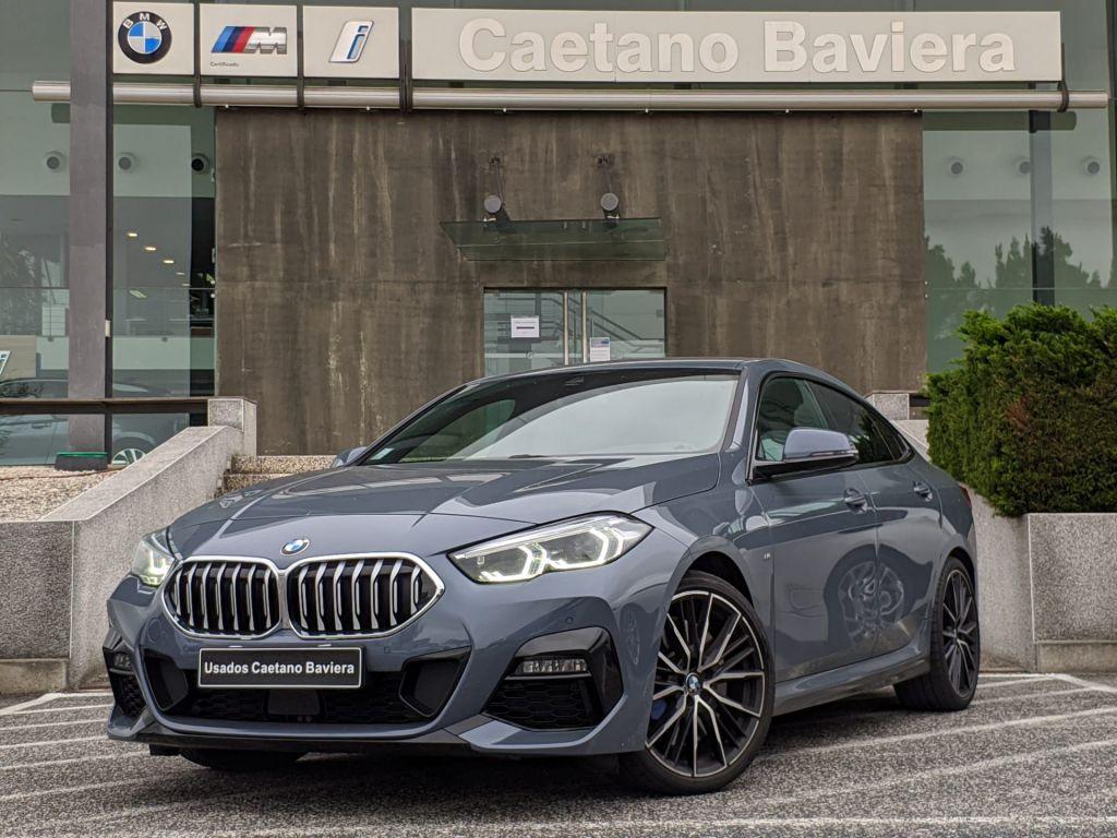 BMW Série 2 220d Auto Gran Coupe Pack M usada Lisboa