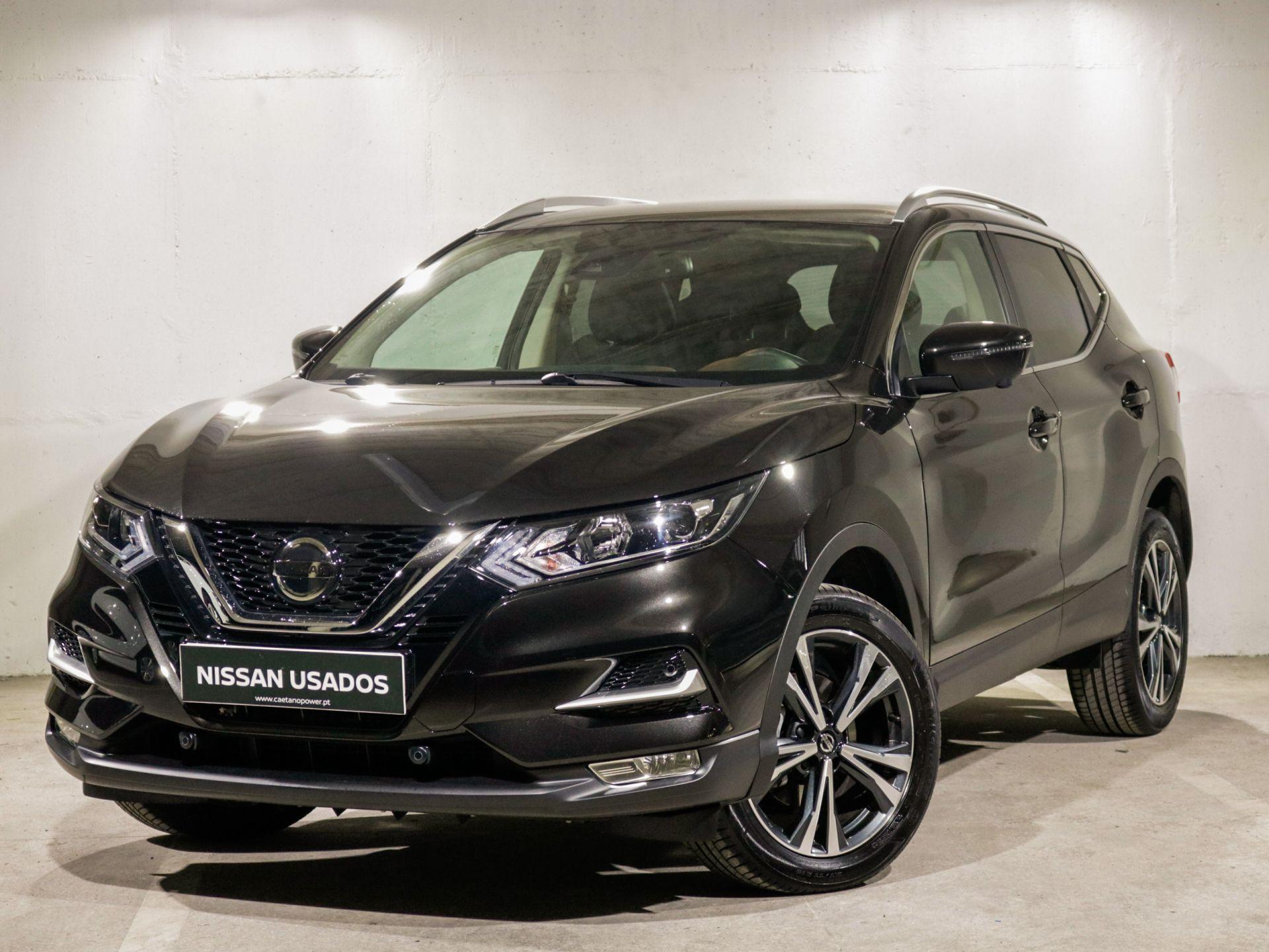 Nissan Qashqai 1.5 dCi 110cv N-Connecta 18 segunda mão Lisboa