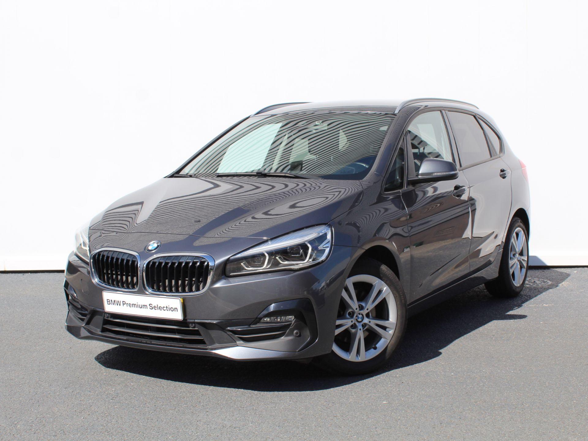 BMW Serie 2 Active Tourer 216d Autom Versão Line Sport segunda mão Aveiro