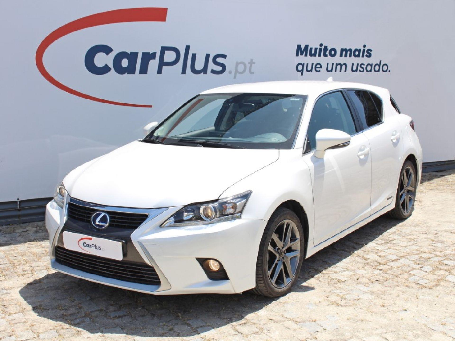 Lexus CT 200h F Sport Pack Premium segunda mão Braga