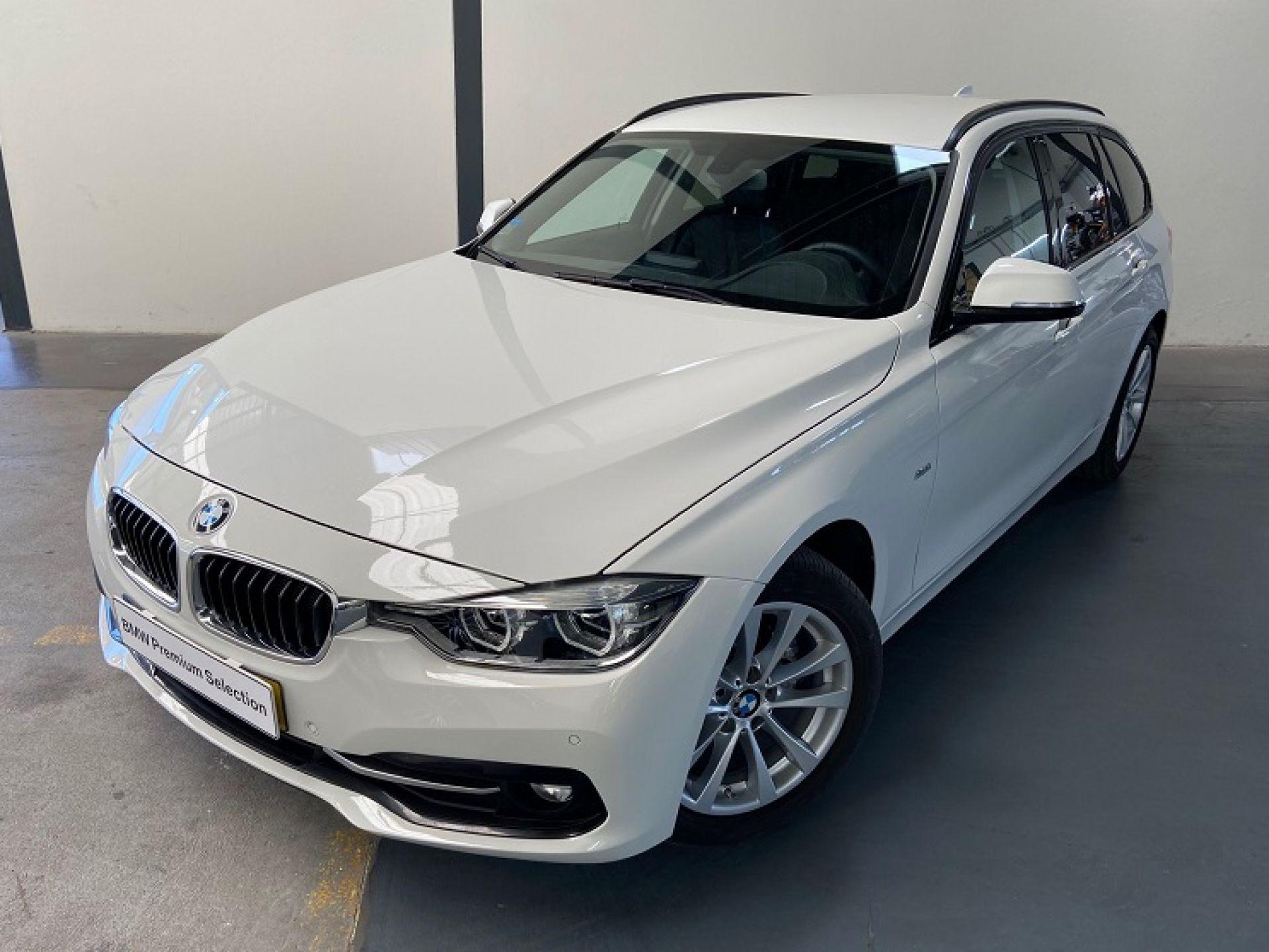 BMW Serie 3 318d Auto segunda mão Faro