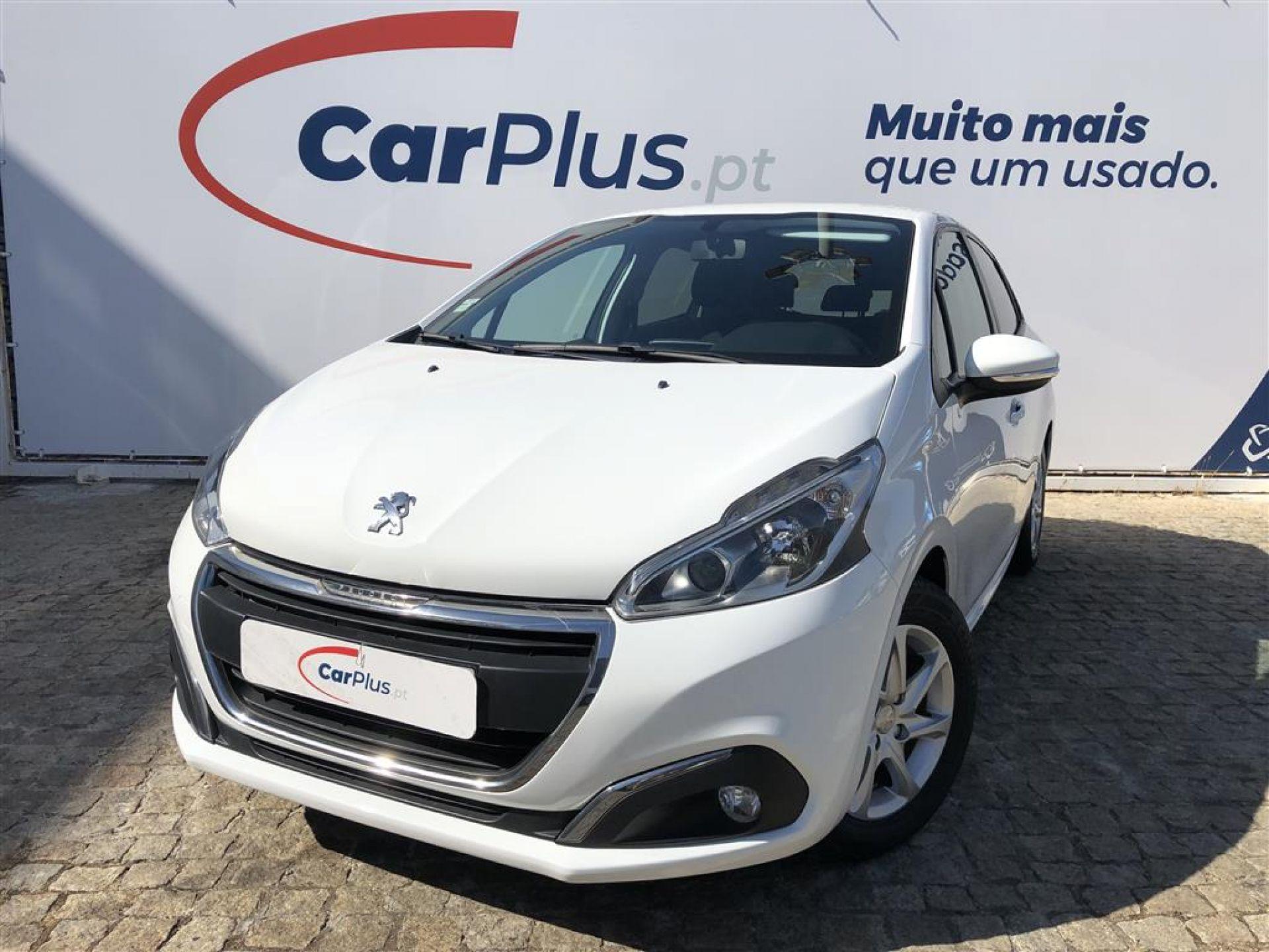 Peugeot 208 Active 1.2 PureTech 82 CVM5 segunda mão Lisboa