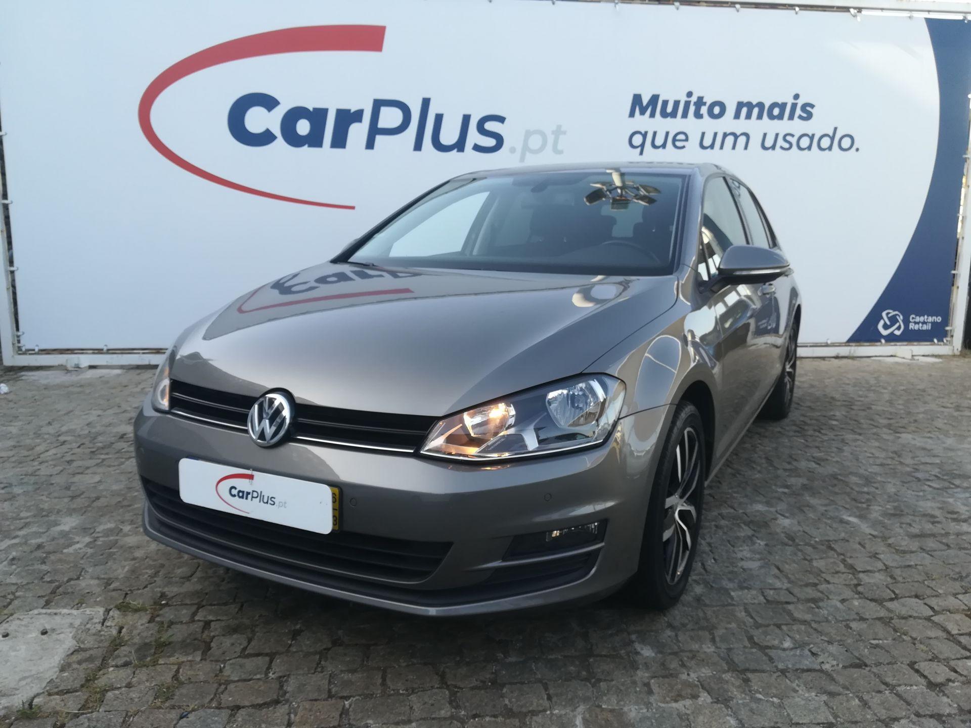 Volkswagen Golf 1.6 TDI 110 cv GPEDITION segunda mão Lisboa