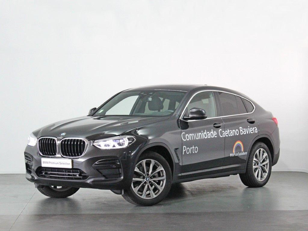 BMW X4 xDrive20d Auto Advantage segunda mão Porto
