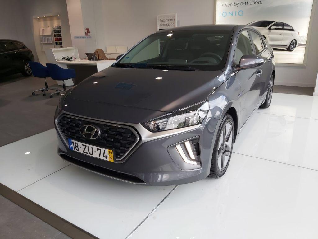 Hyundai IONIQ HE1.6 GDi 6DCT MY20 segunda mão Lisboa