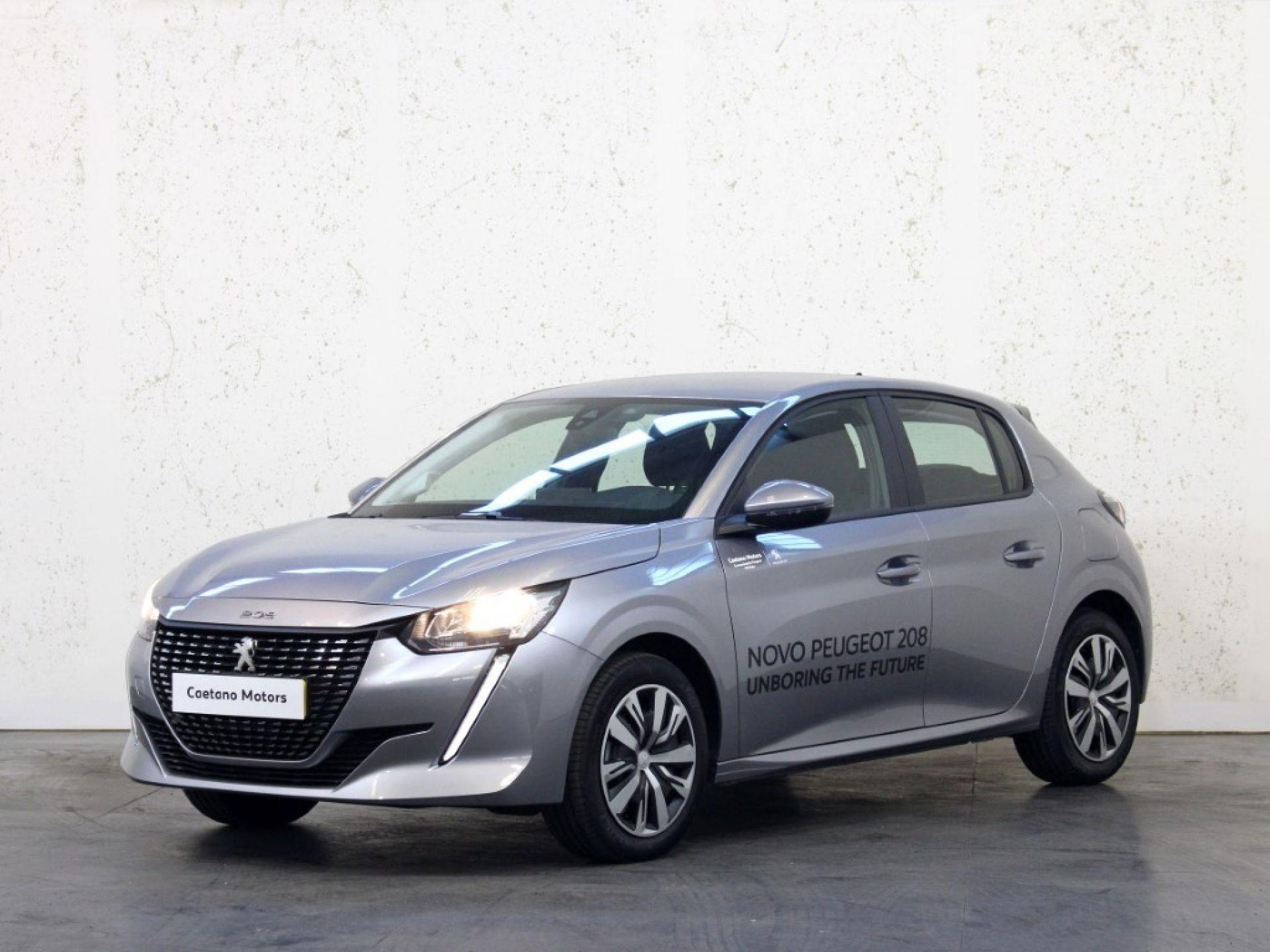 Peugeot 208 Active 1.5 BlueHdi 100CV CVM5 segunda mão Porto