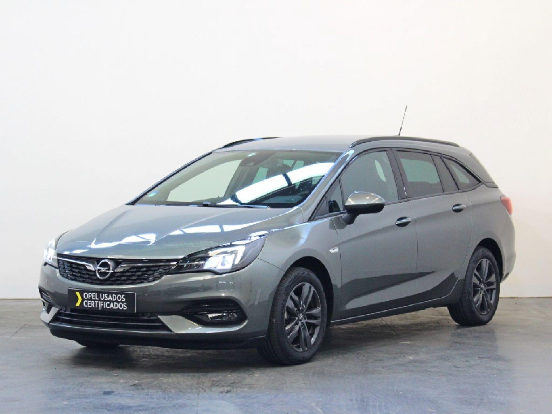 Opel Astra 1.5 Turbo D 122cv GLine ST usada Porto
