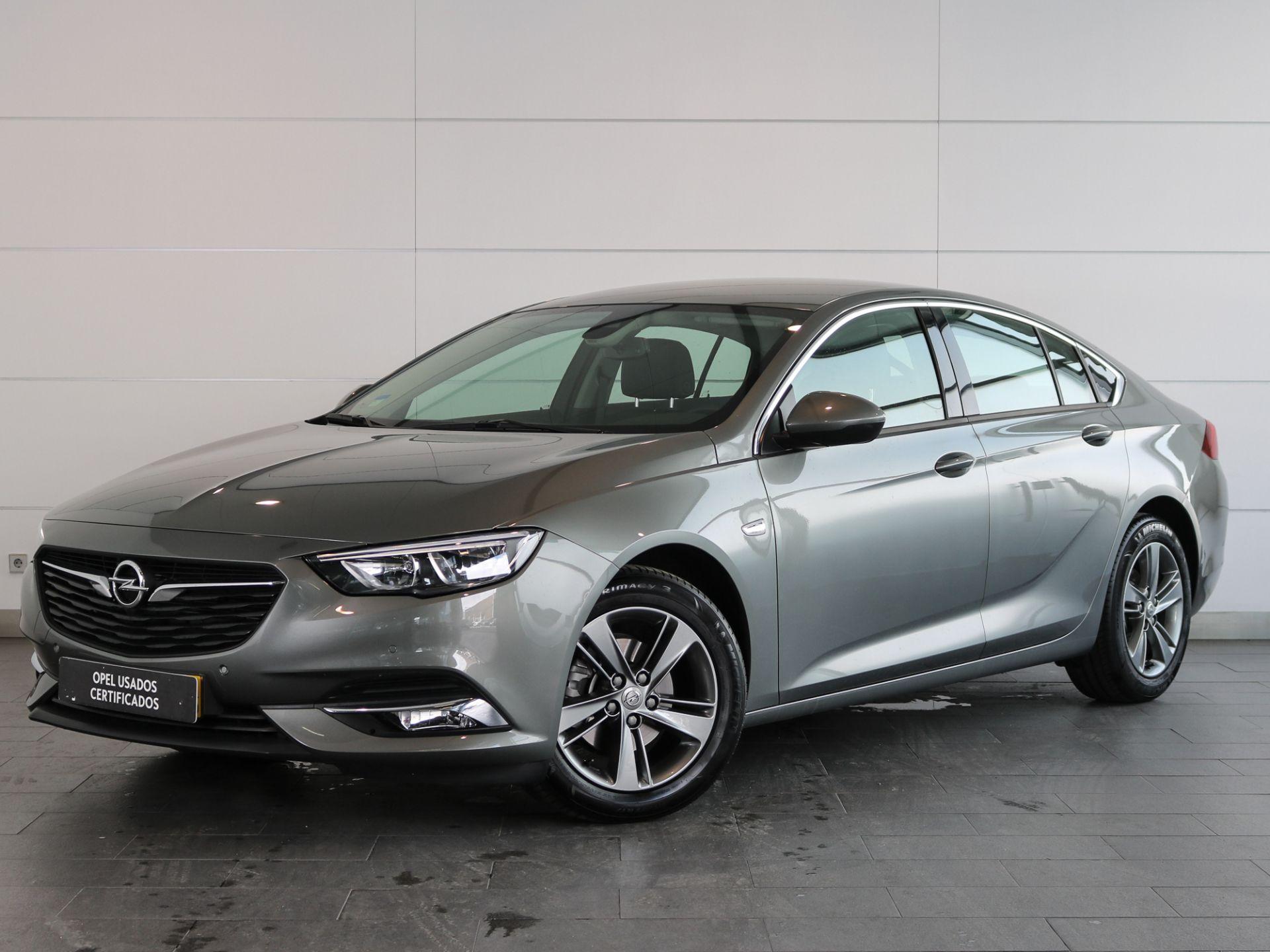 Opel Insignia 1.6 CDTI 136cv S/Dynamic GS segunda mão Setúbal