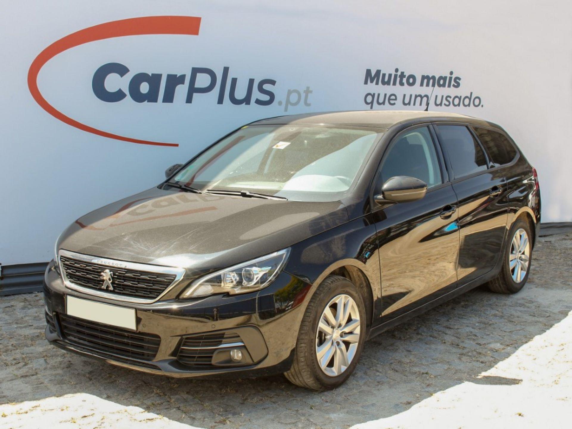 Peugeot 308 SW SW Active 1.5 BlueHDi 130 Euro 6.2d segunda mão Braga