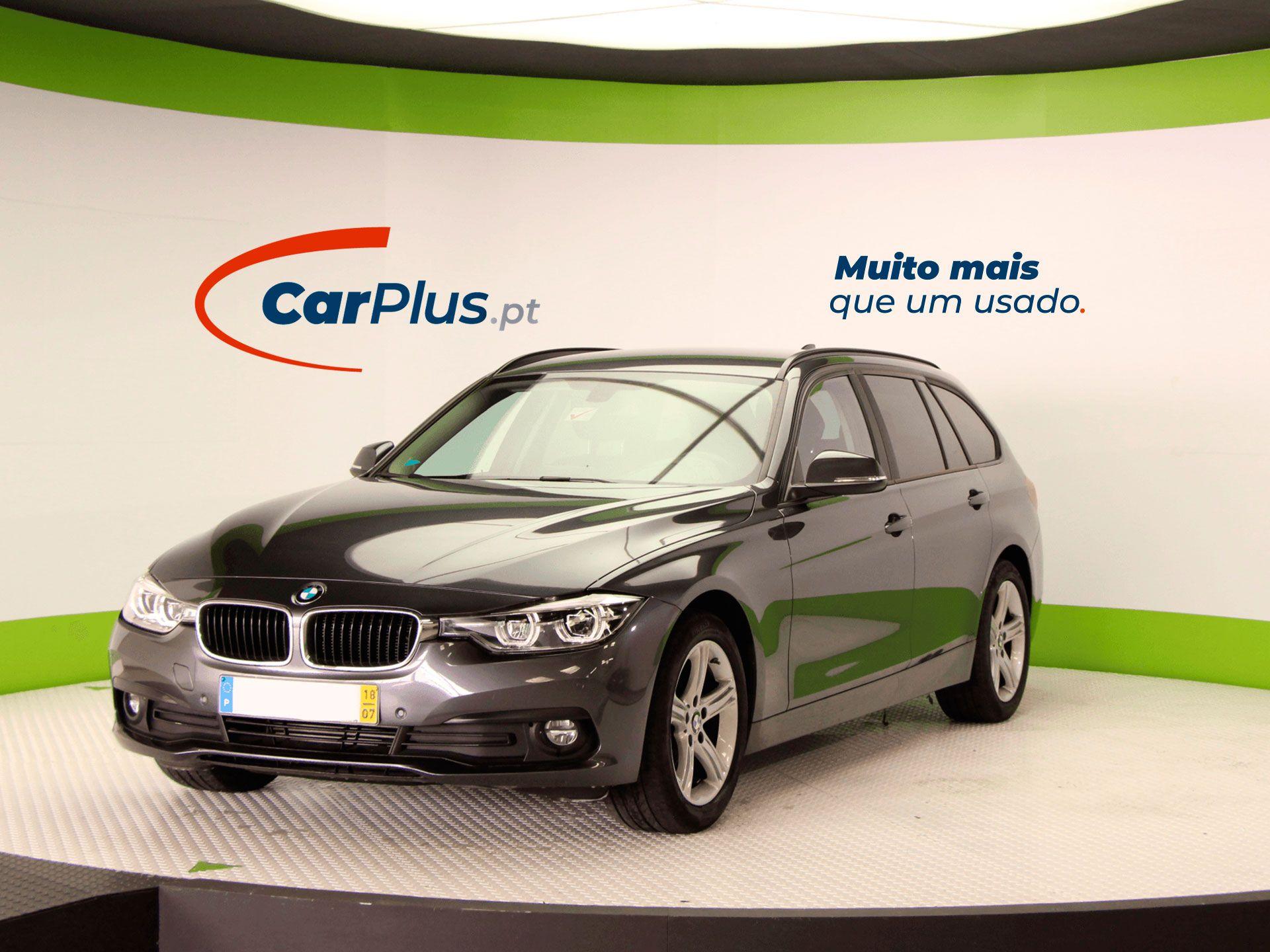 BMW Serie 3 318d  Advantage Auto segunda mão Porto