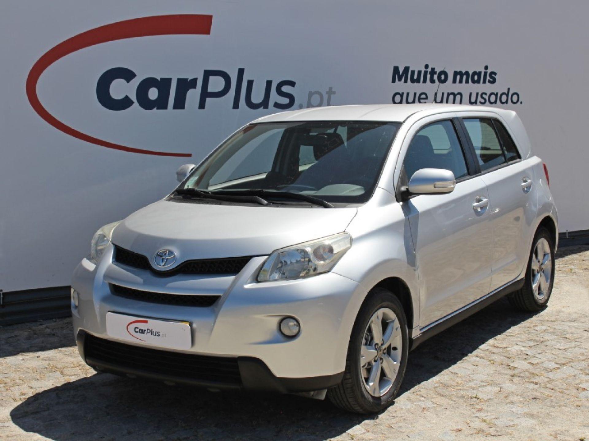 Toyota Urban Cruiser 1.33 VVT-i 2WD segunda mão Braga
