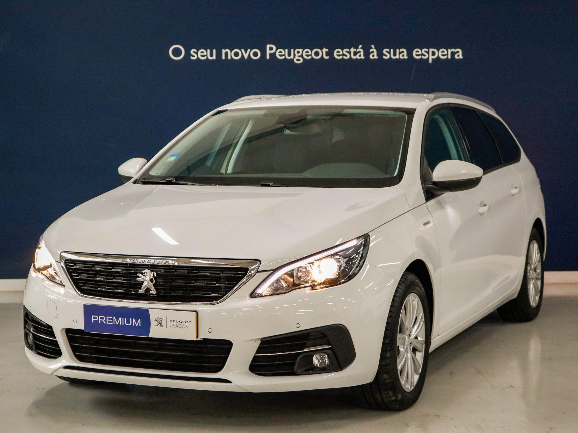 Peugeot 308 SW Style 1.5 BlueHDi 100cv Eu 6.2d CVM6 SW segunda mão Setúbal
