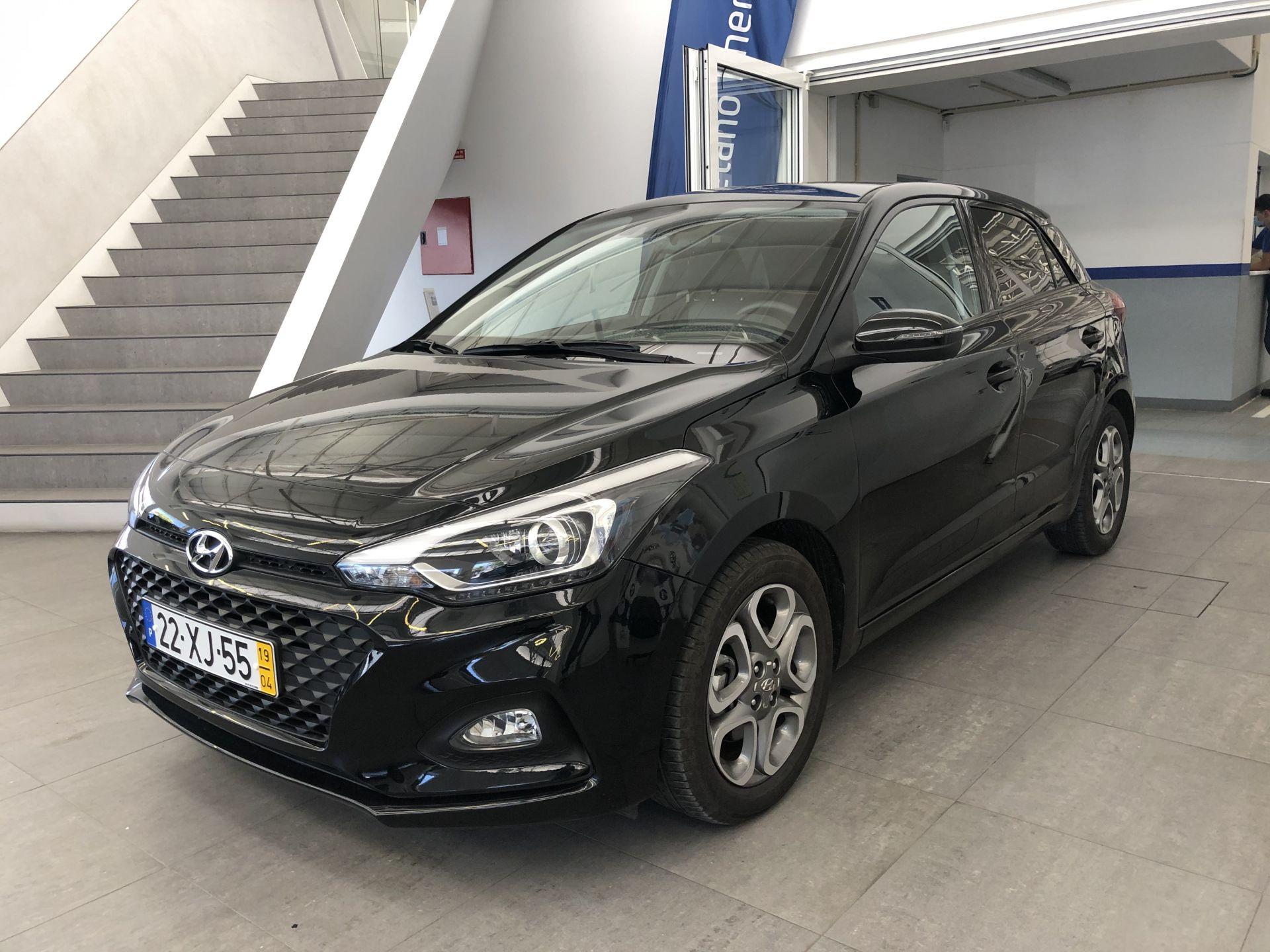 Hyundai i20 1.0 5 P TGDi STYL100CMY18 usada Porto