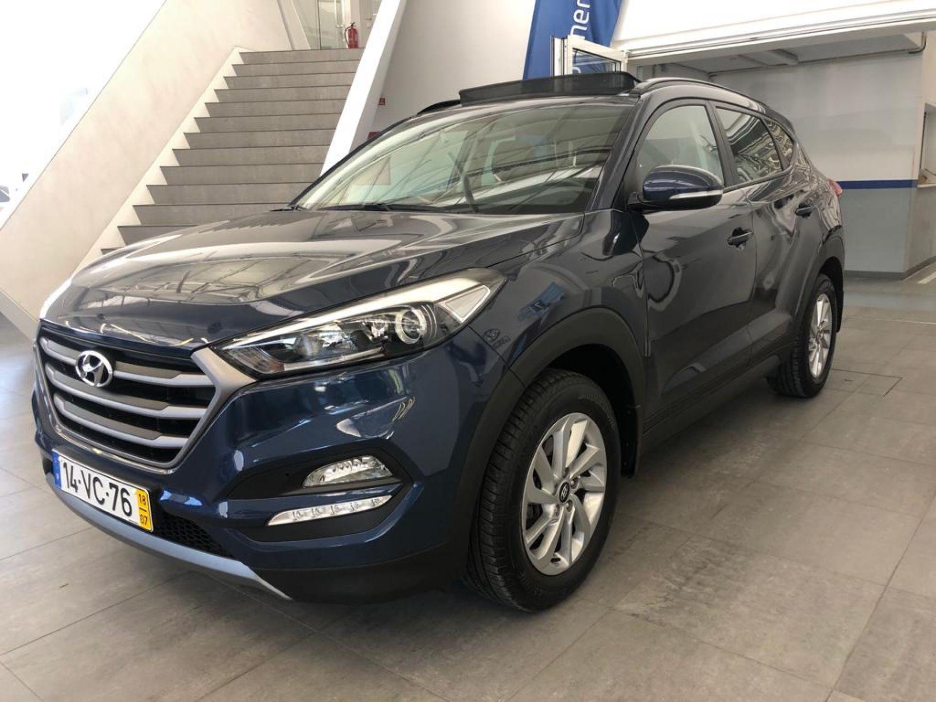 Hyundai Tucson 1.7 CRDi EXECUTIV+ TMY17 usada Porto