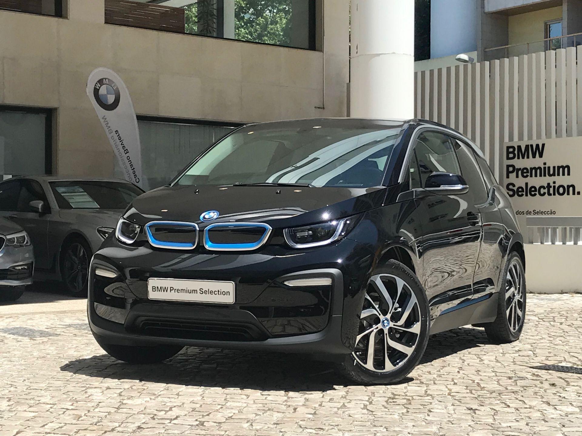 BMW i3 120Ah Auto Tech Edition segunda mão Lisboa