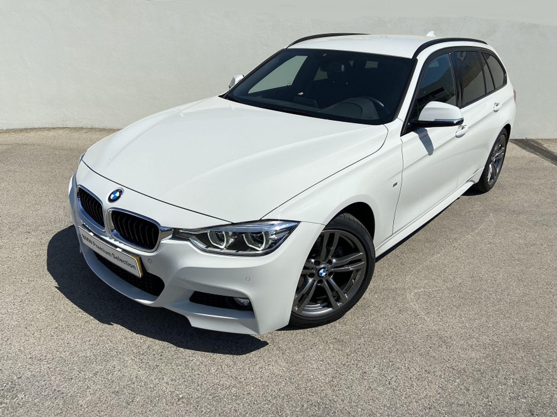 BMW Serie 3 320d Auto segunda mão Faro