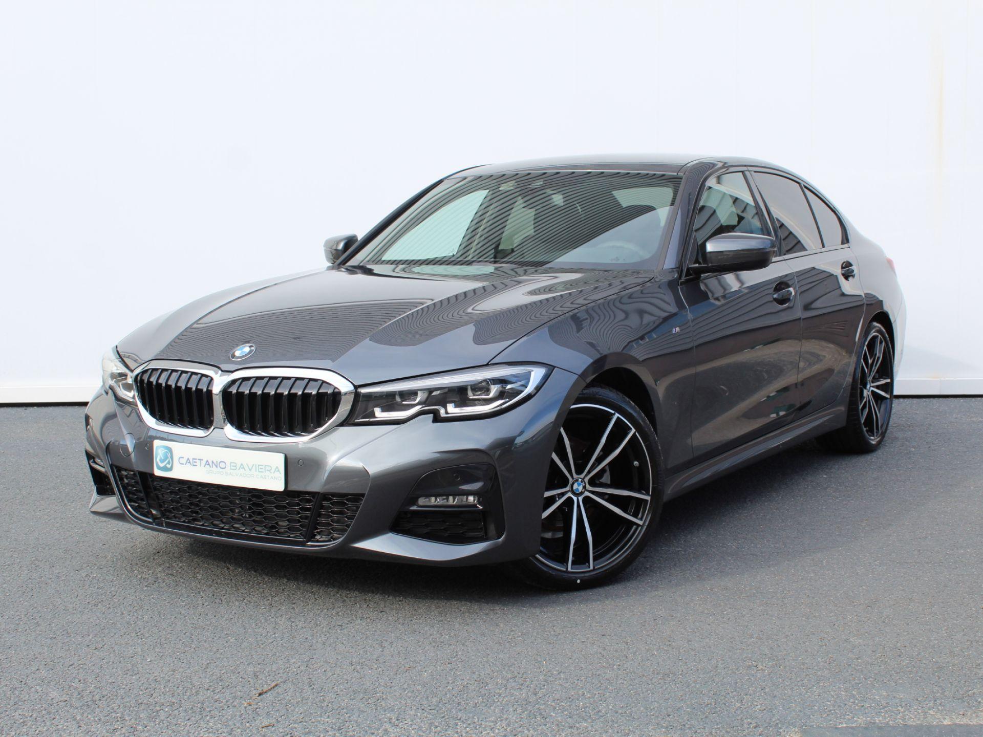 BMW Serie 3 320d G20 Auto Versão Desp. M segunda mão Aveiro