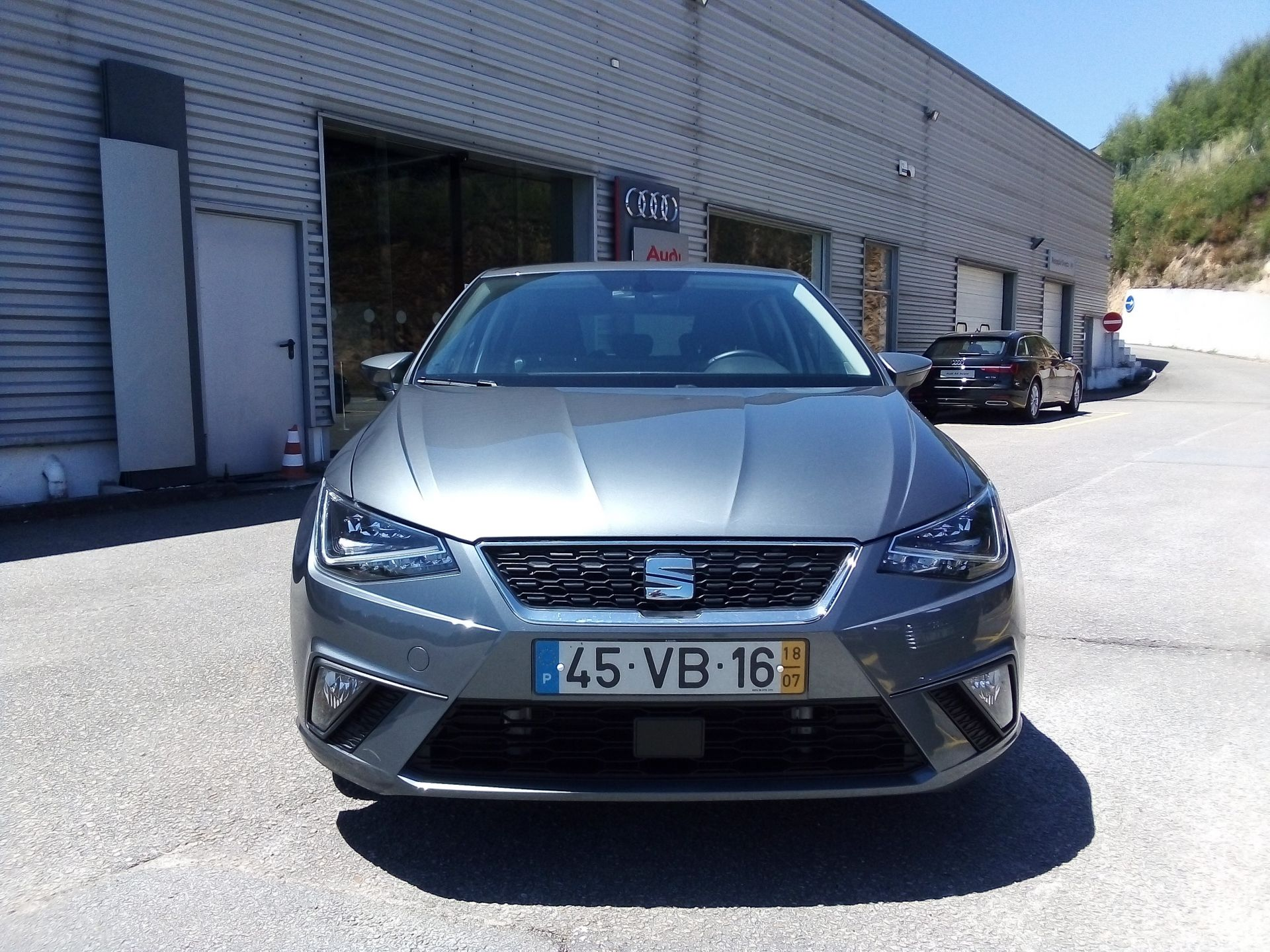 SEAT Ibiza 1.6TDI CSTYL5v segunda mão Porto
