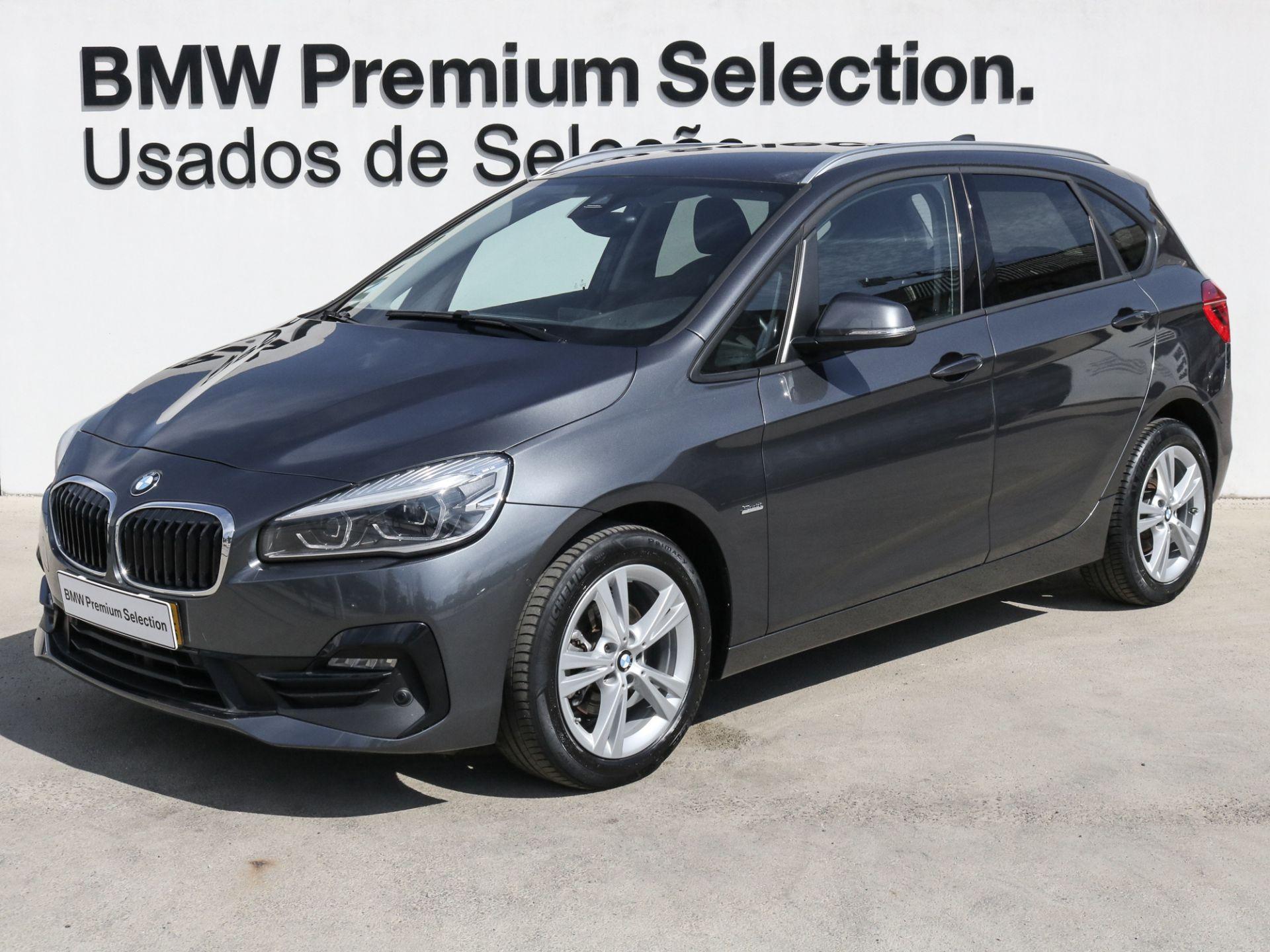 BMW Serie 2 Active Tourer 216d Sport Auto segunda mão Lisboa