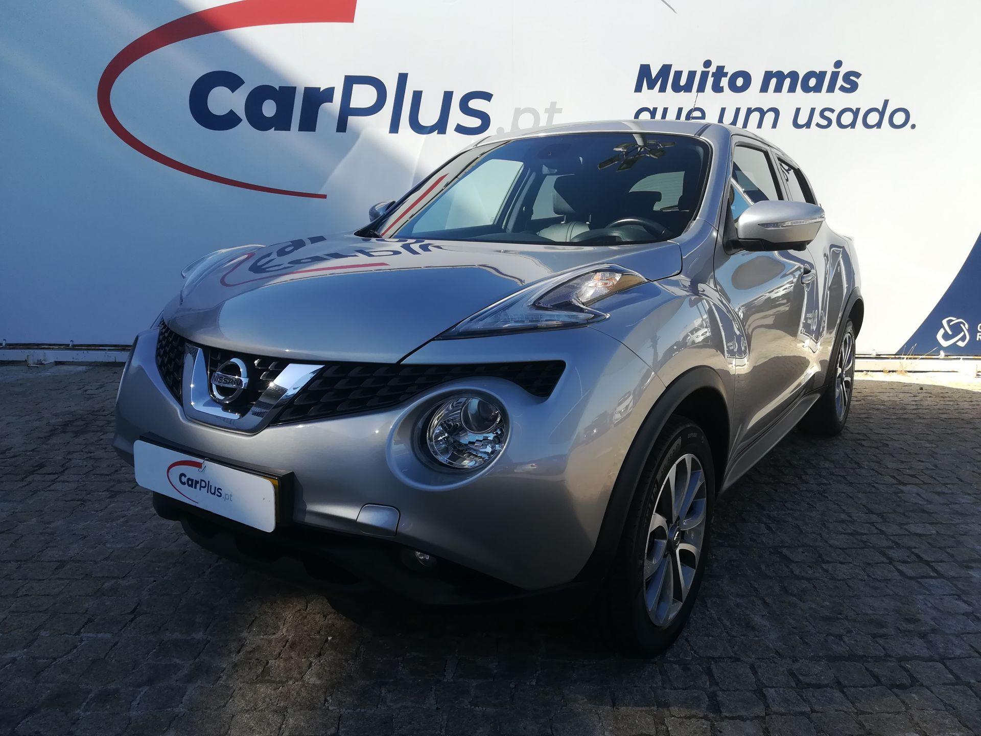 Nissan JUKE 1.5dCi Tekna Premium segunda mão Lisboa