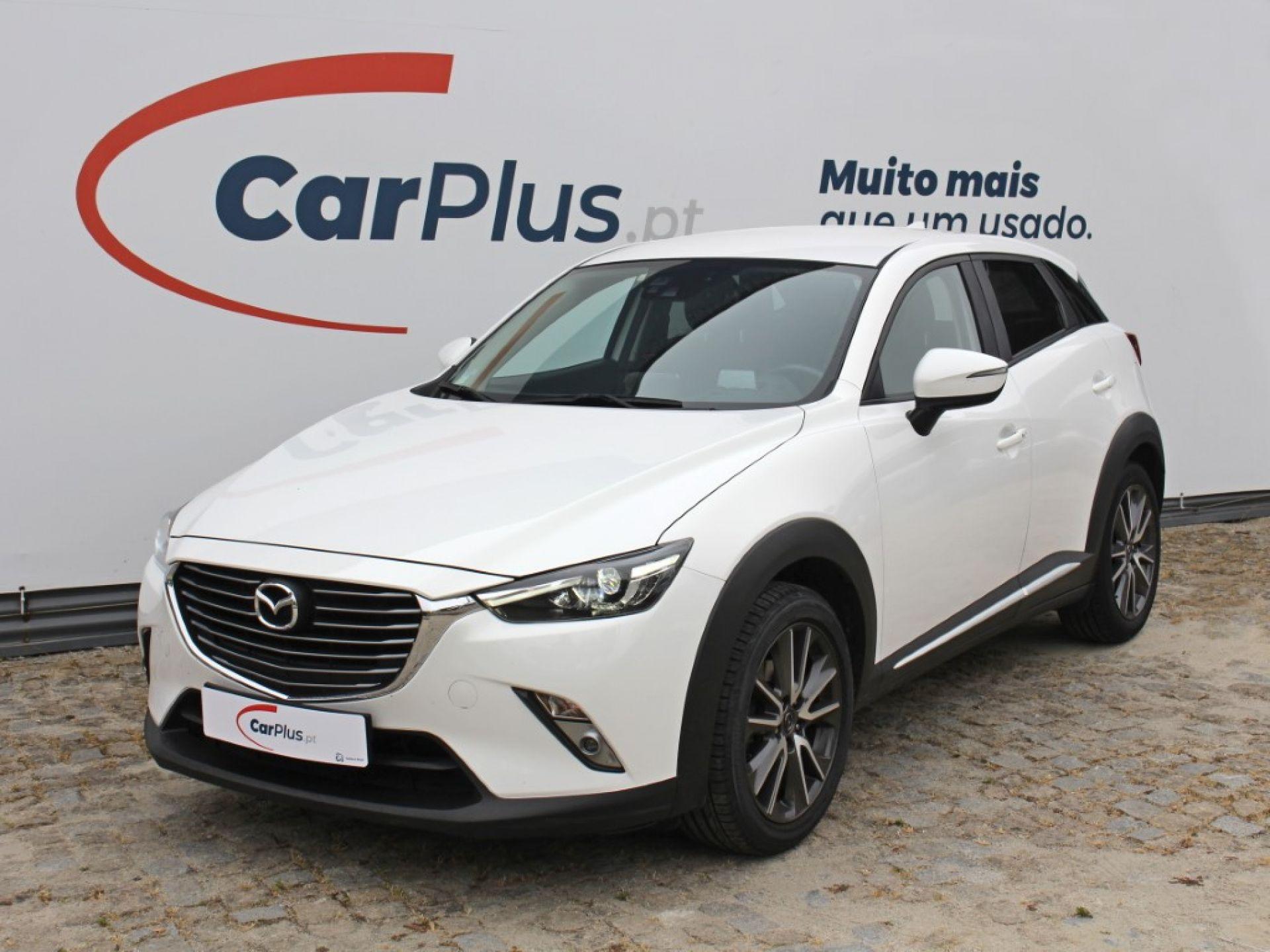 Mazda CX-3 1.5-D 105cv 4X2 Special Edition Navi segunda mão Porto