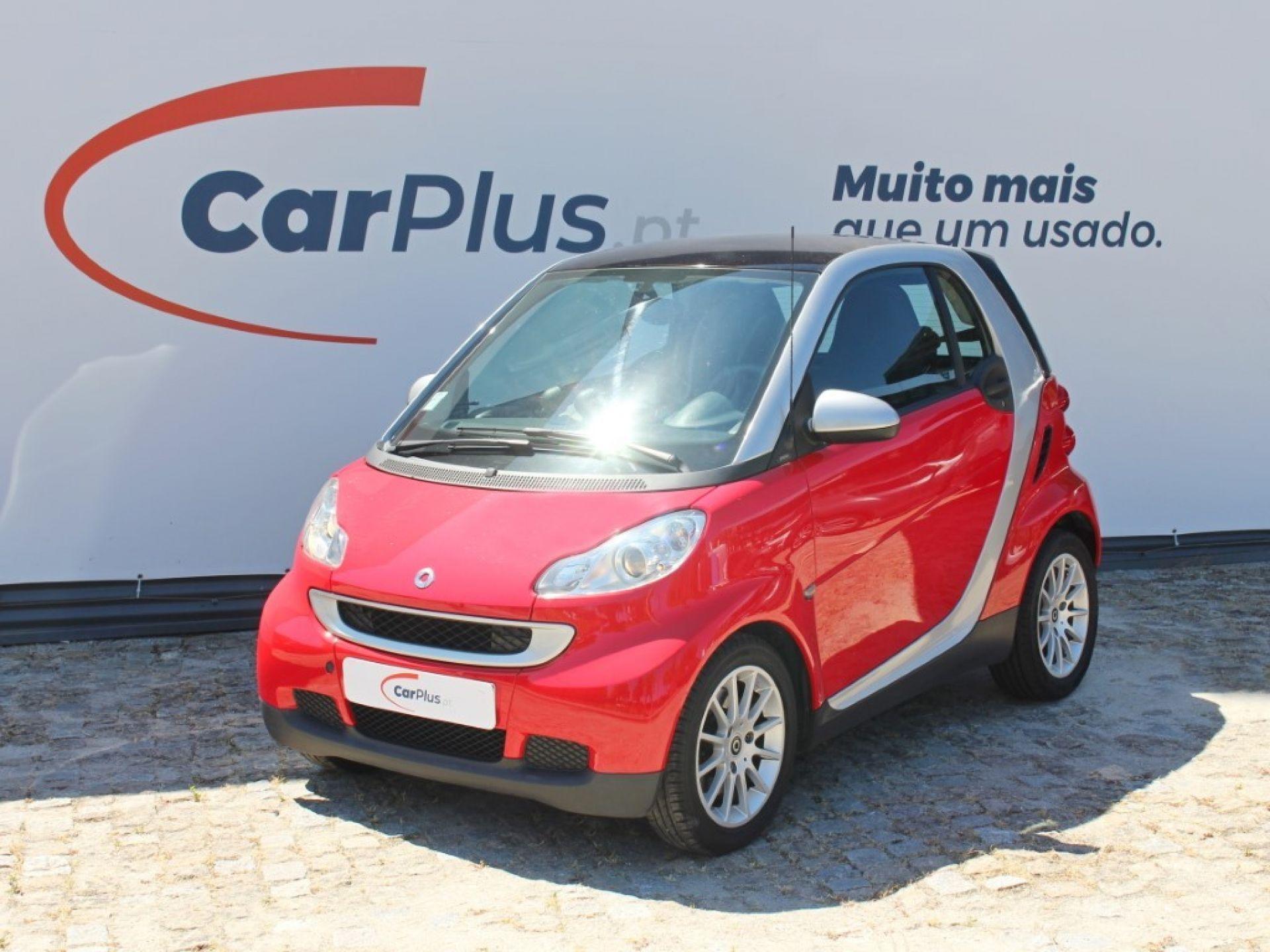 Smart Fortwo coupé 71cv passion segunda mão Porto