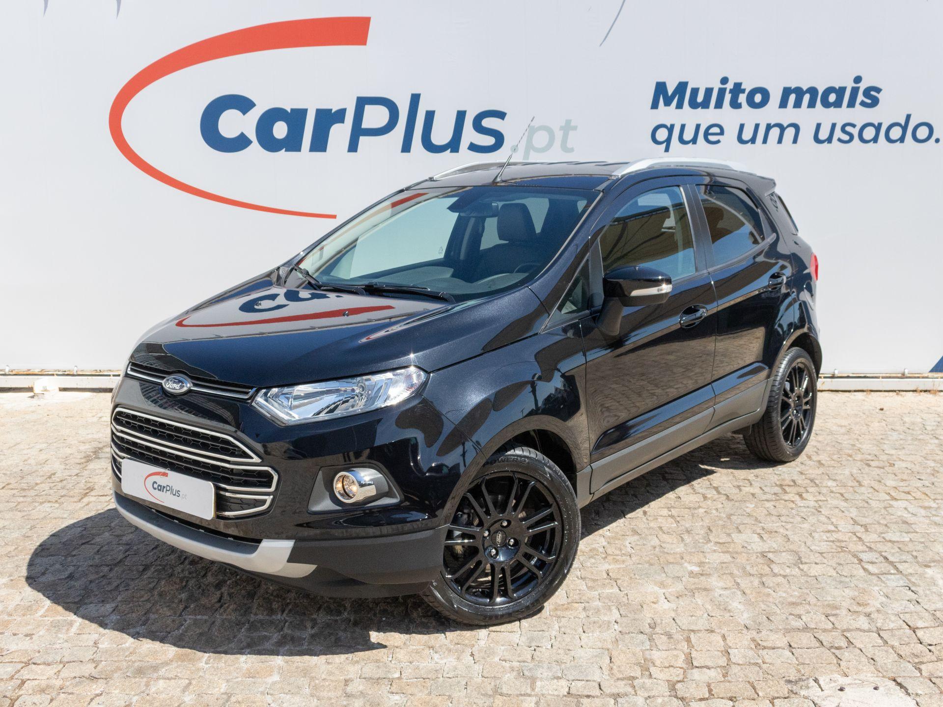 Ford EcoSport 1.0 EcoBoost 140 TITANIUM segunda mão Lisboa