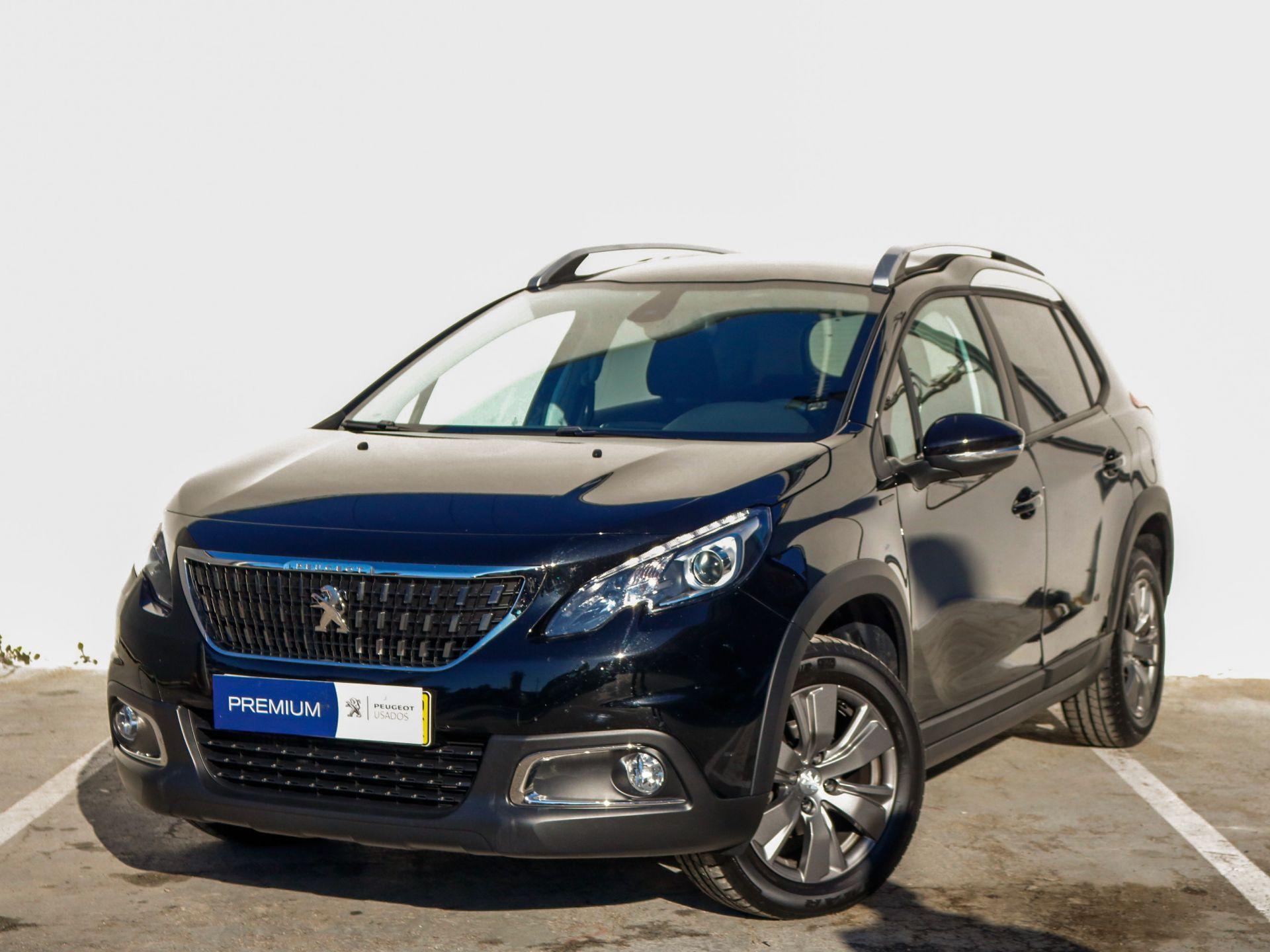 Peugeot 2008 Signature 1.2 PureTech 82 Euro 6.2 segunda mão Setúbal