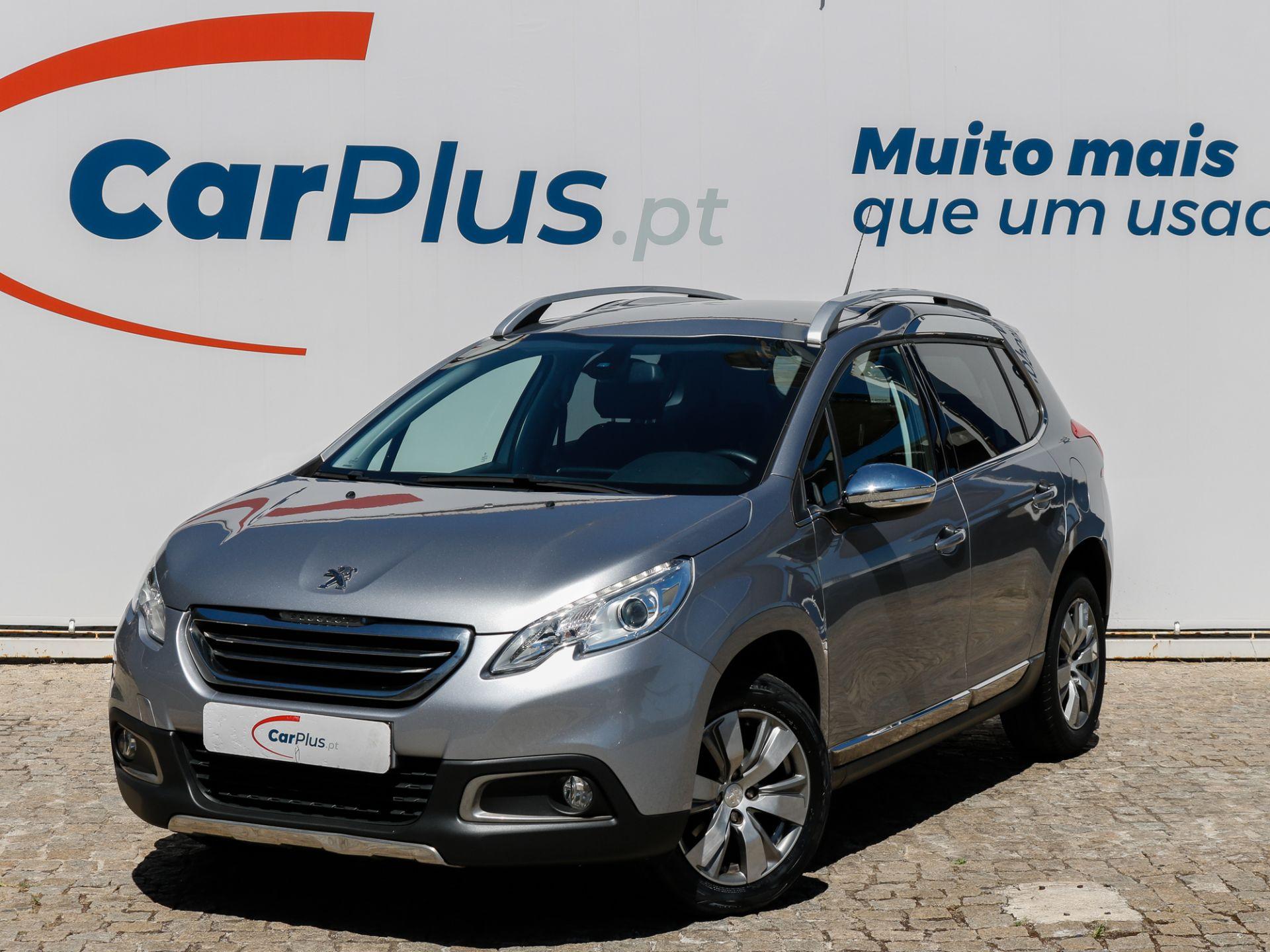 Peugeot 2008 Allure 1.6 e-HDi 92 CVM5 segunda mão Lisboa