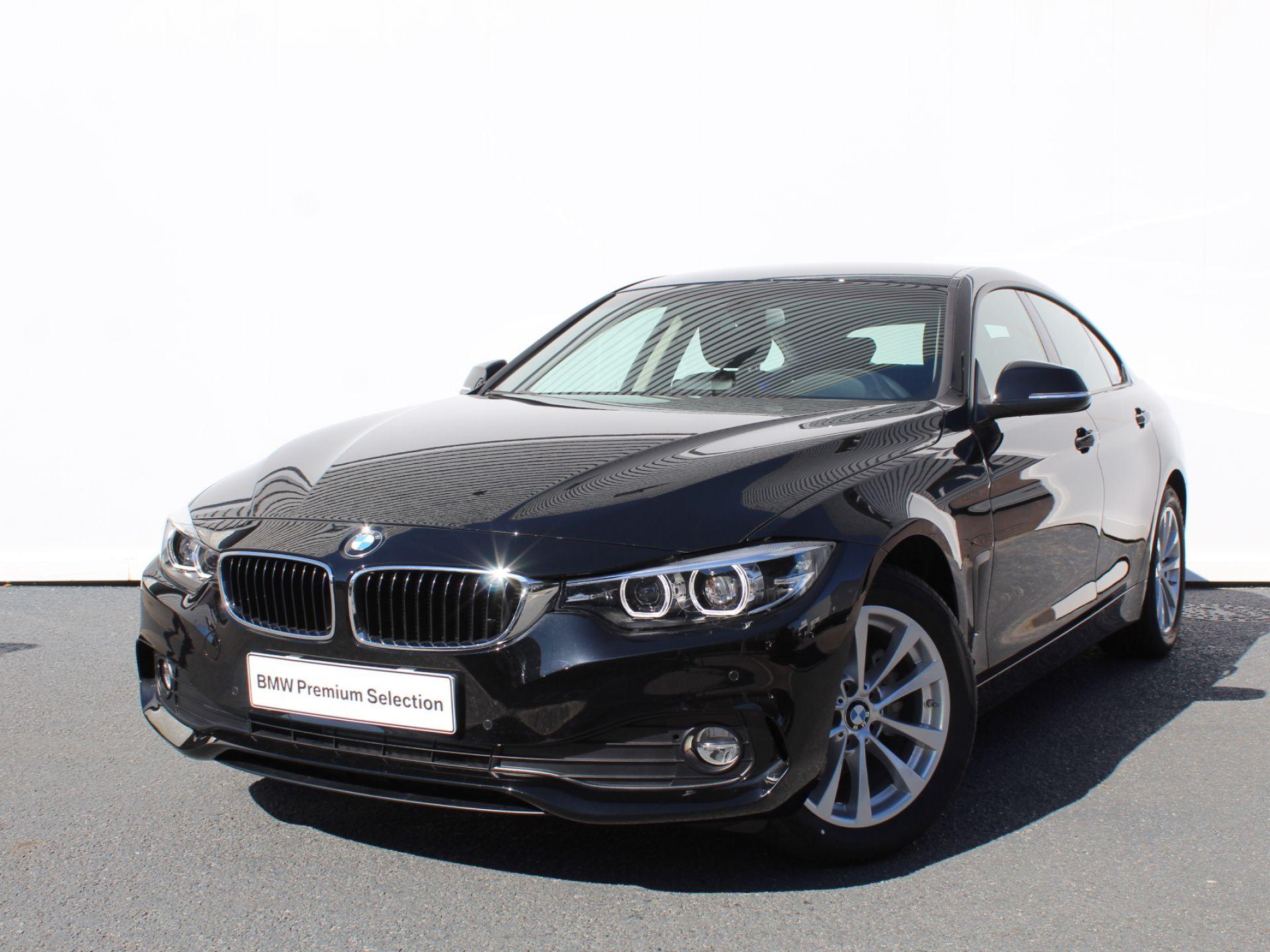 BMW Serie 4 418d Gran Coupe Auto segunda mão Aveiro