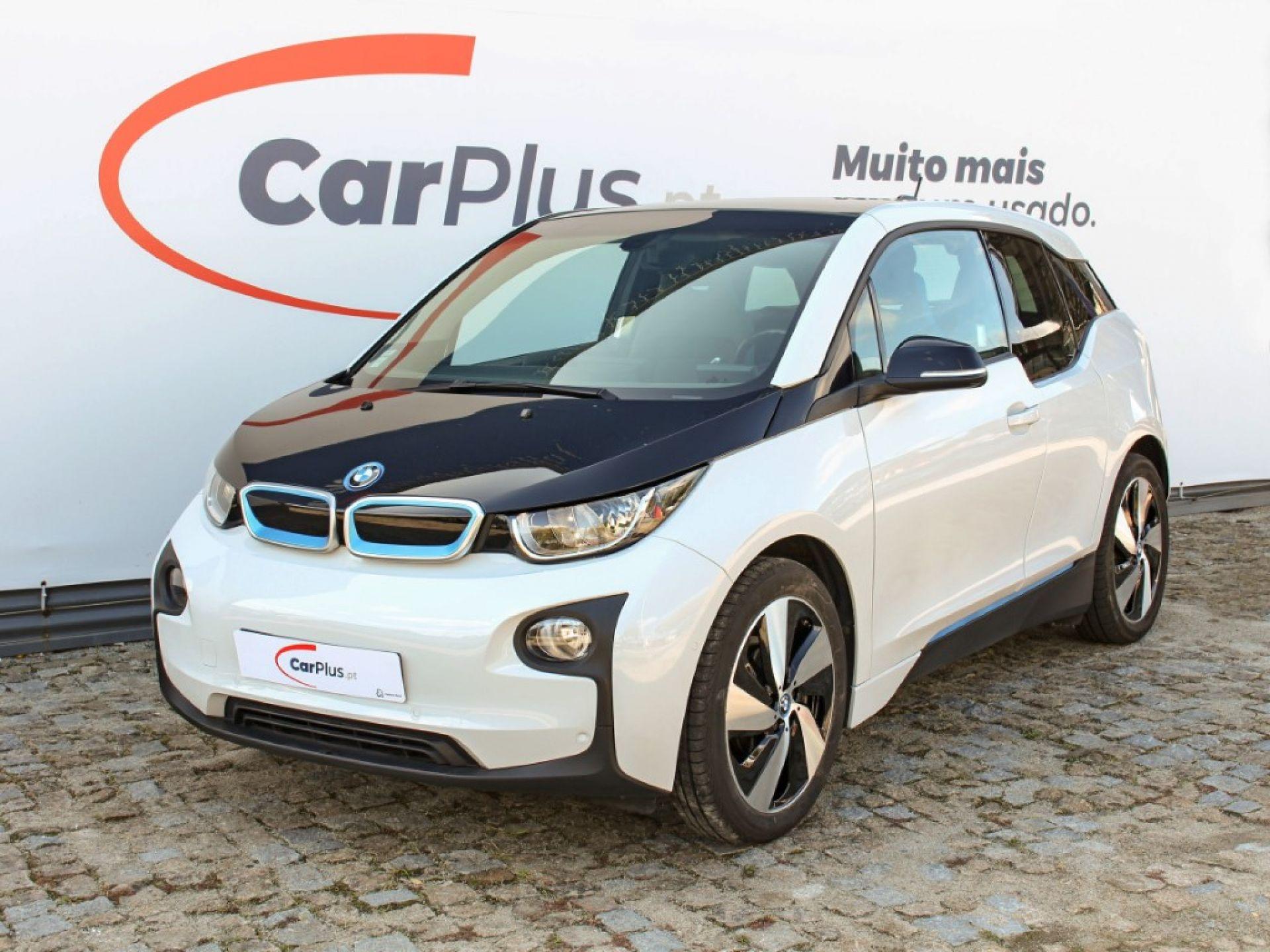 BMW i3 Auto segunda mão Braga