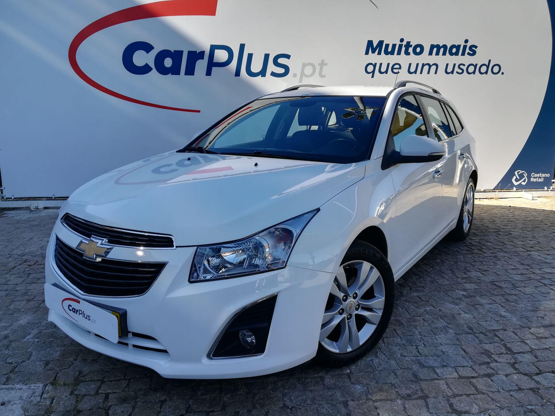 Chevrolet Cruze 1.7 VDCi LTZ segunda mão Lisboa