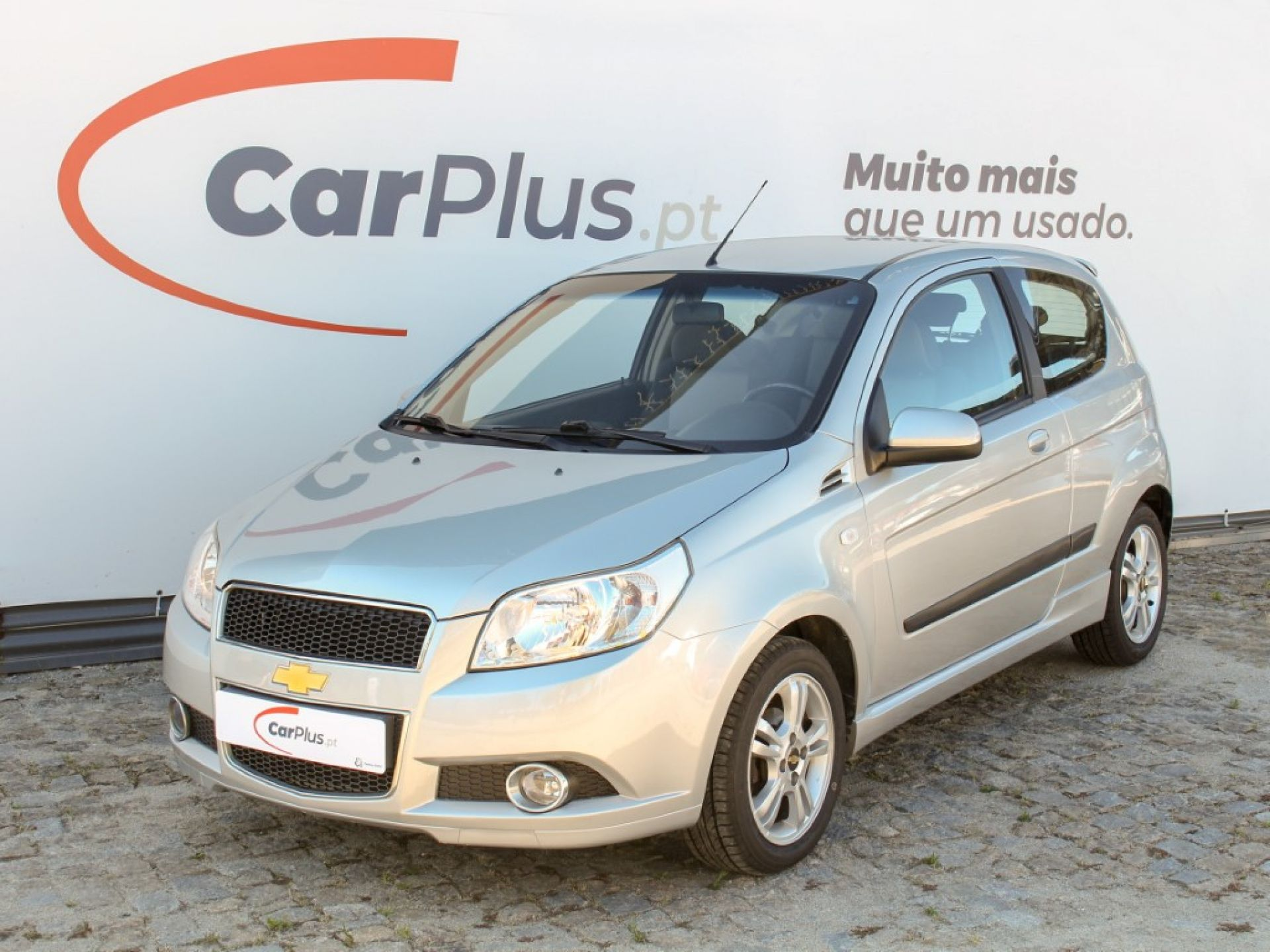 Chevrolet Aveo 1.2 LT segunda mão Porto